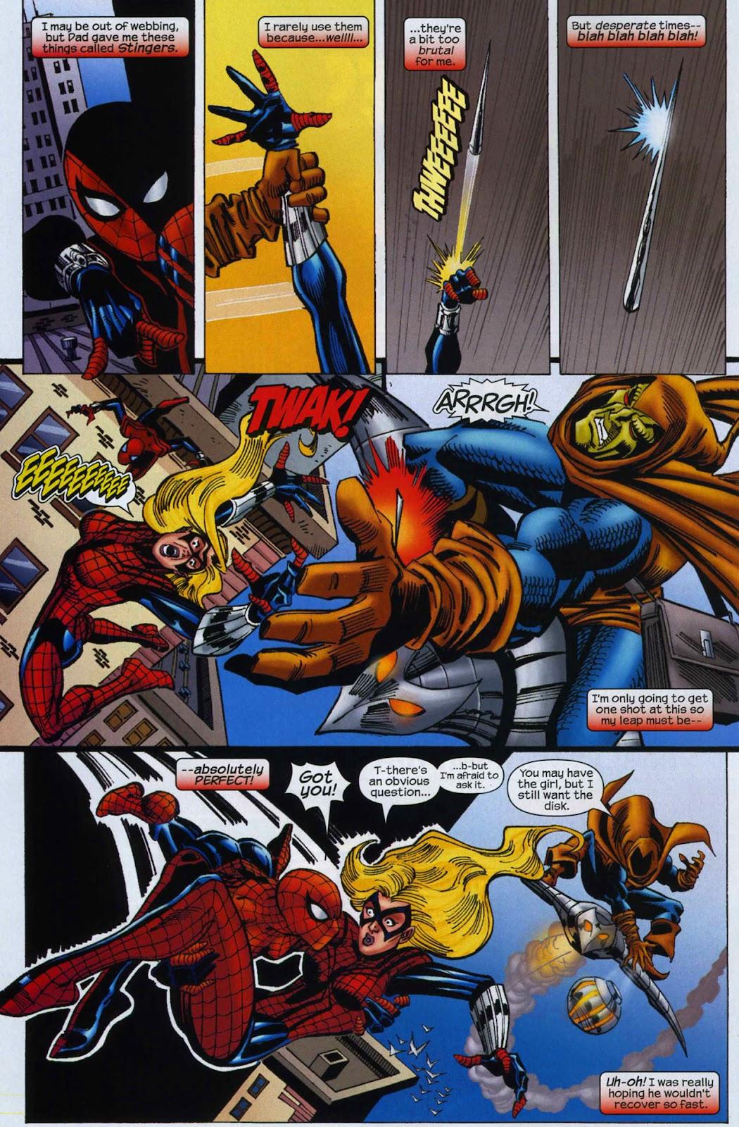 Amazing Spider-Girl Issue #6 #7 - English 16