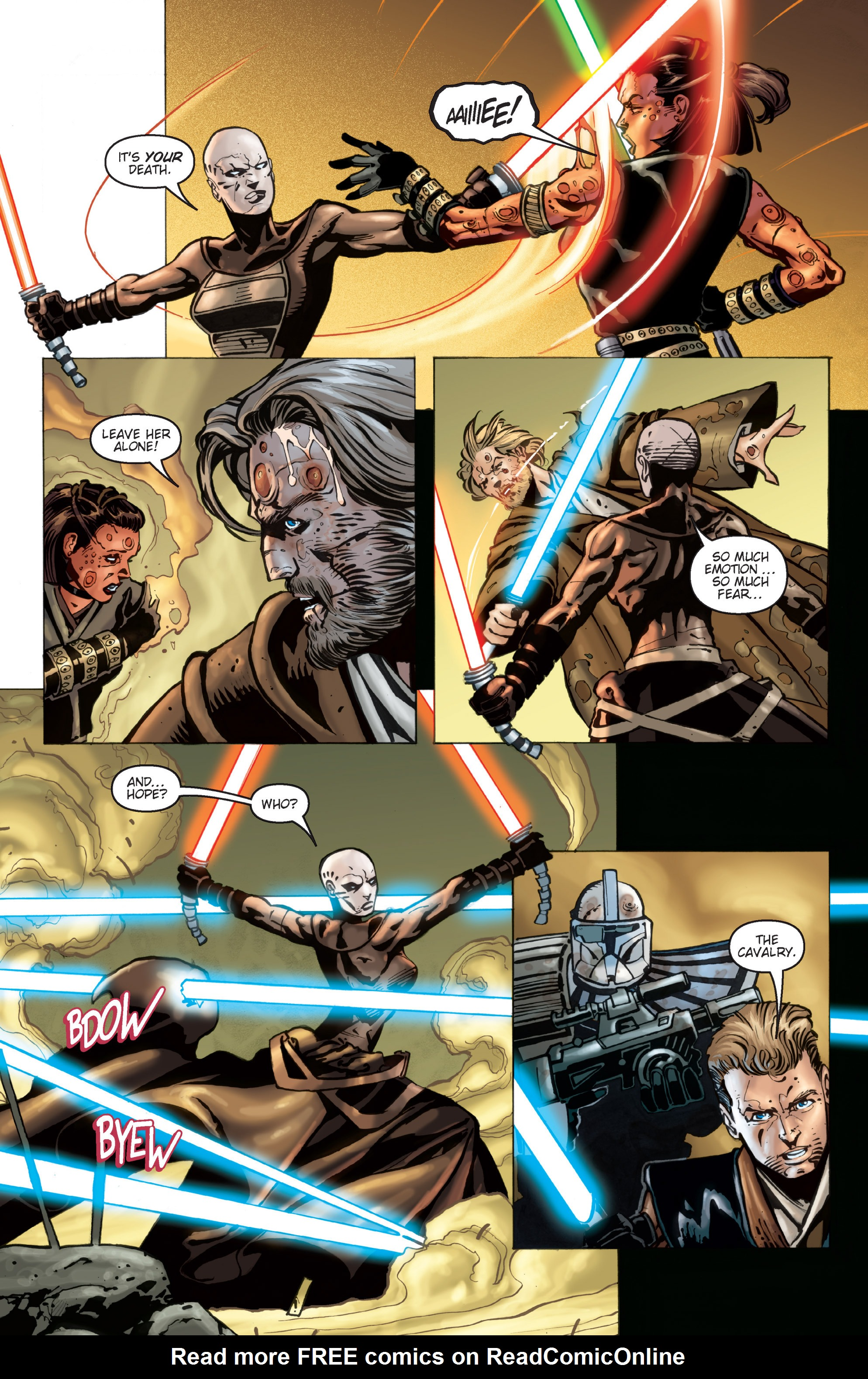 Star Wars Legends Epic Collection: The Clone Wars chap 1 pic 141