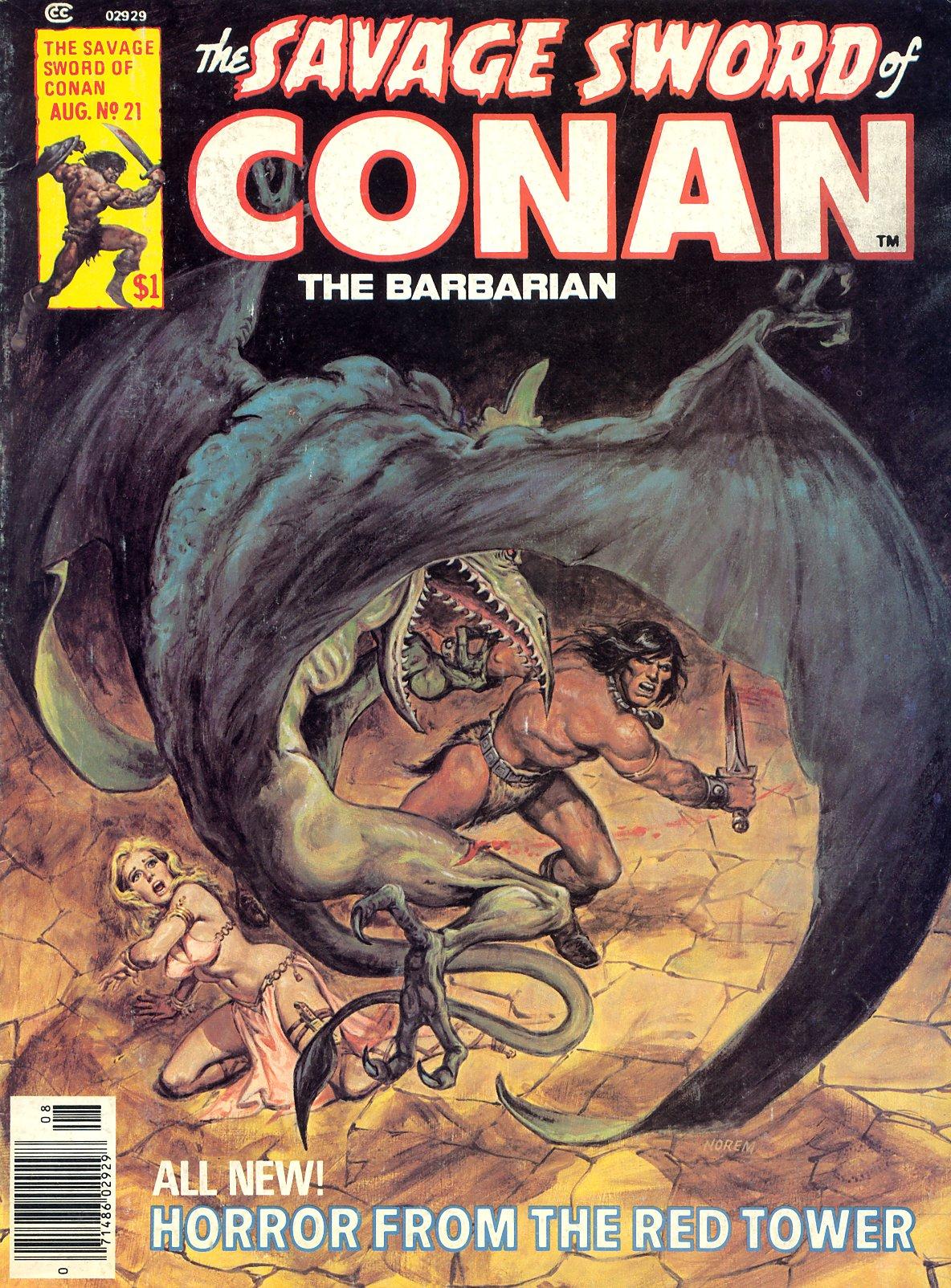 -of-conan #215 - English 1