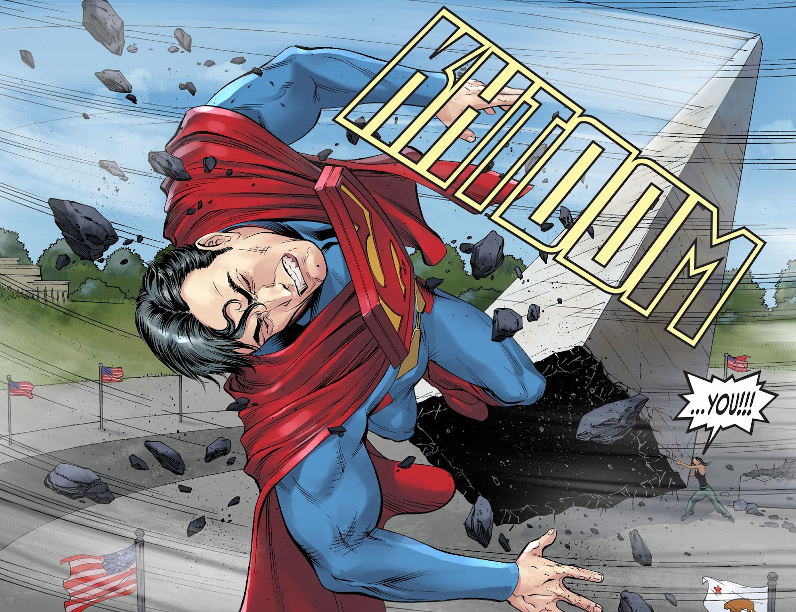 Injustice: Gods Among Us Year Four Issue #4 #5 - English 8