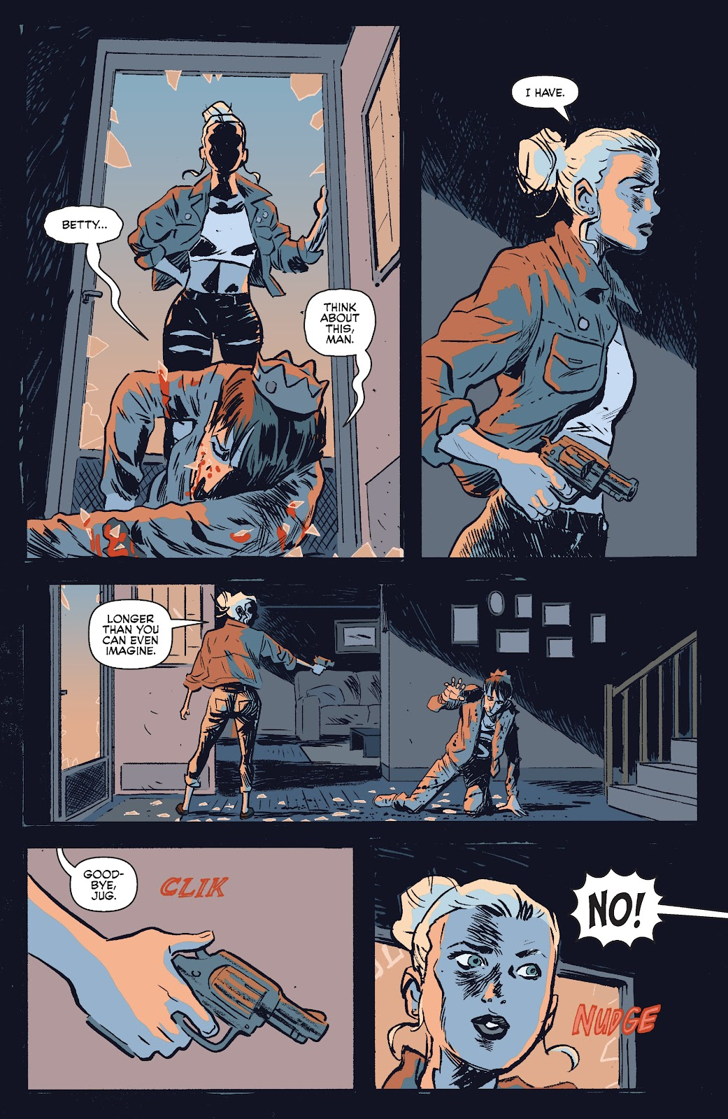Jughead The Hunger Issue #0 #1 - English 27