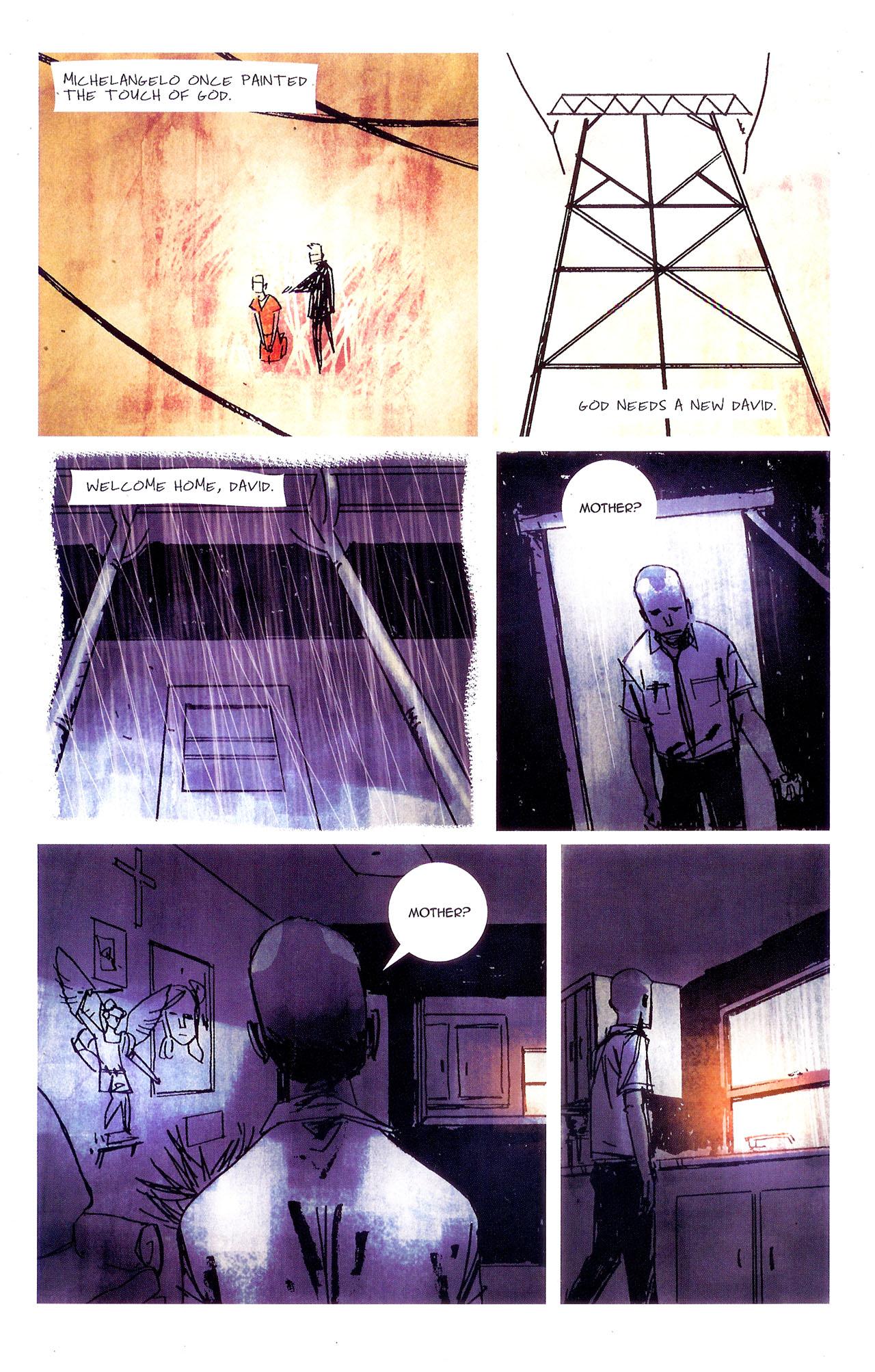 Read online Se7en comic -  Issue #7 - 20