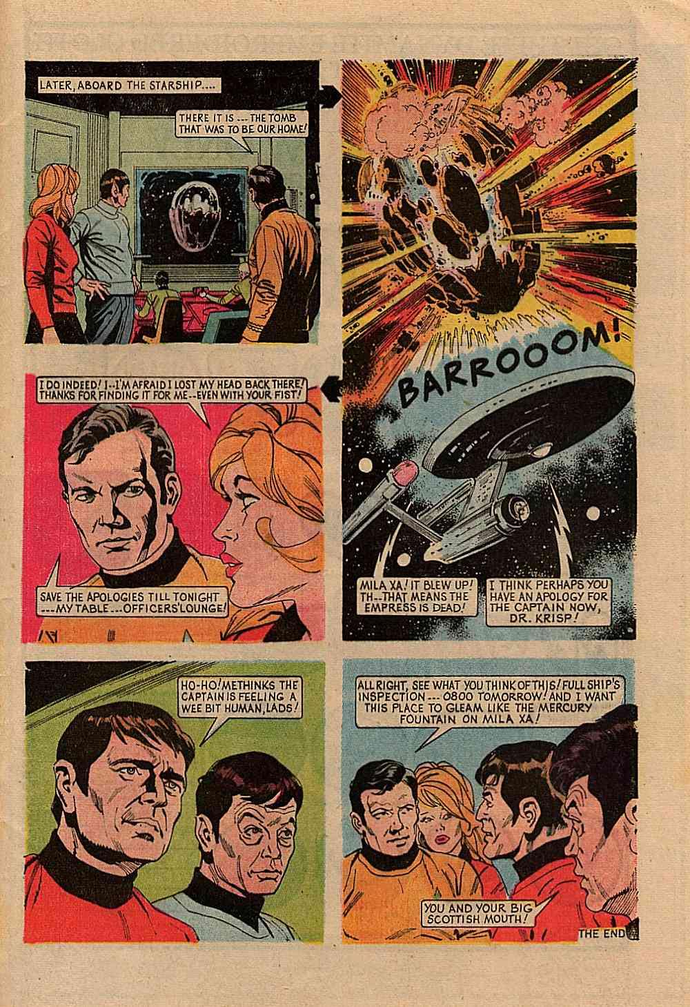 Star Trek (1967) Issue #19 #19 - English 26