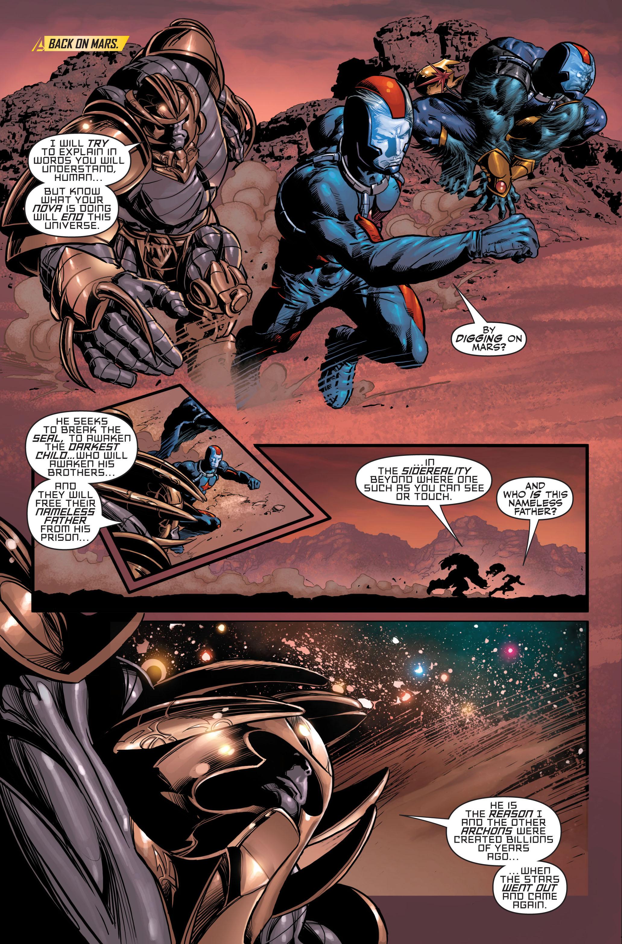 Read online Secret Avengers (2010) comic -  Issue #3 - 16