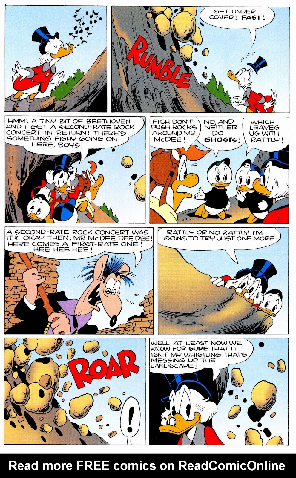 Uncle Scrooge (1953) Issue #326 #326 - English 51