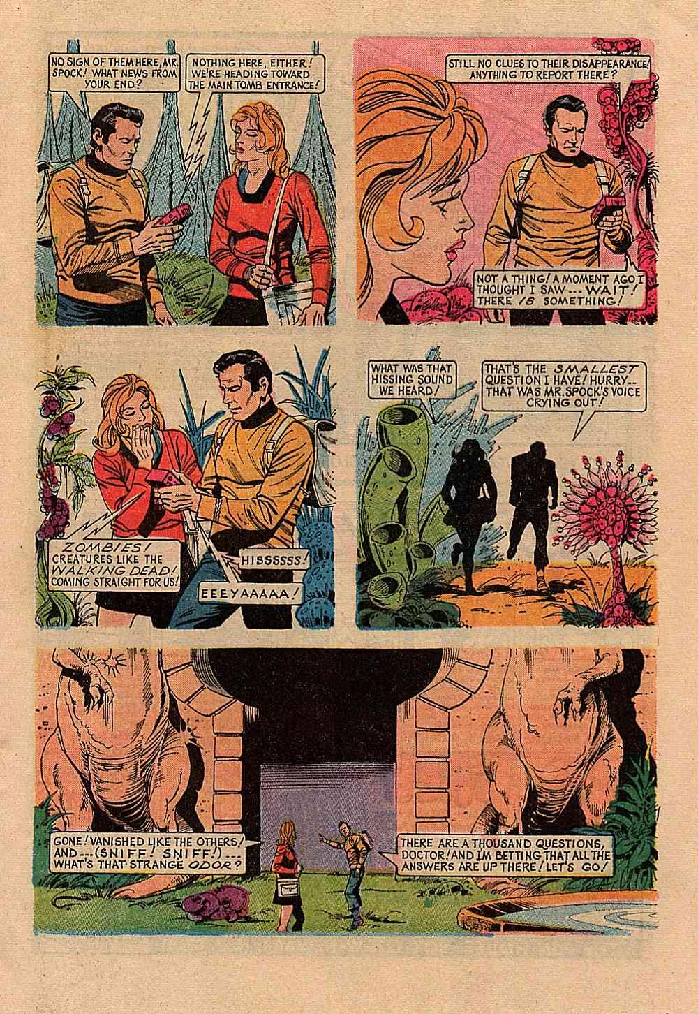 Star Trek (1967) Issue #19 #19 - English 11