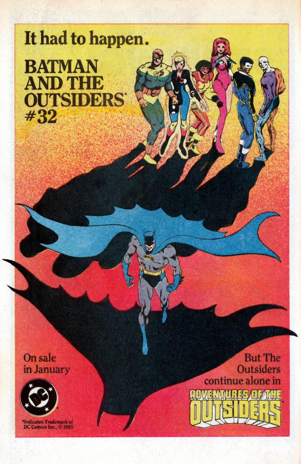 Aquaman (1986) Issue #2 #2 - English 8