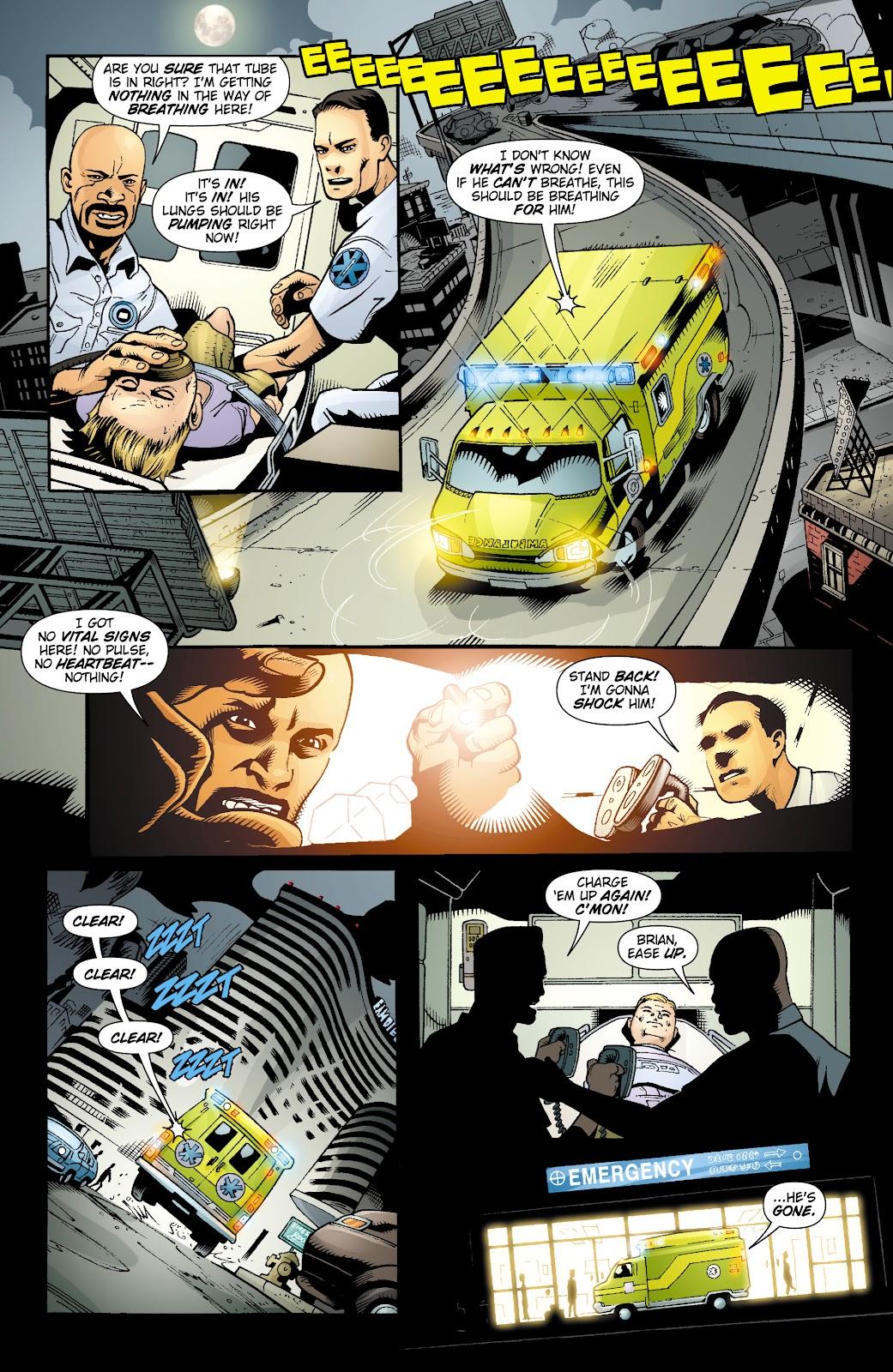 Aquaman (2003) Issue #15 #15 - English 15