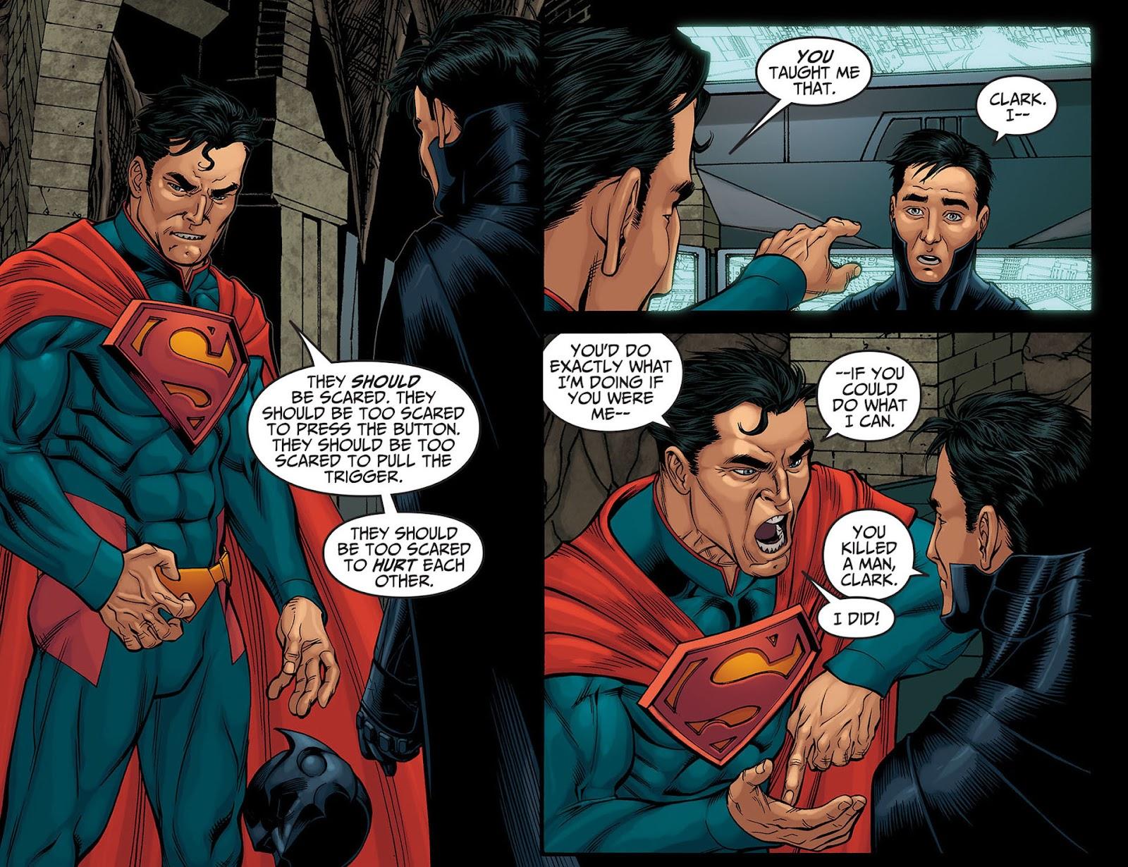 Injustice: Gods Among Us [I] Issue #10 #11 - English 9
