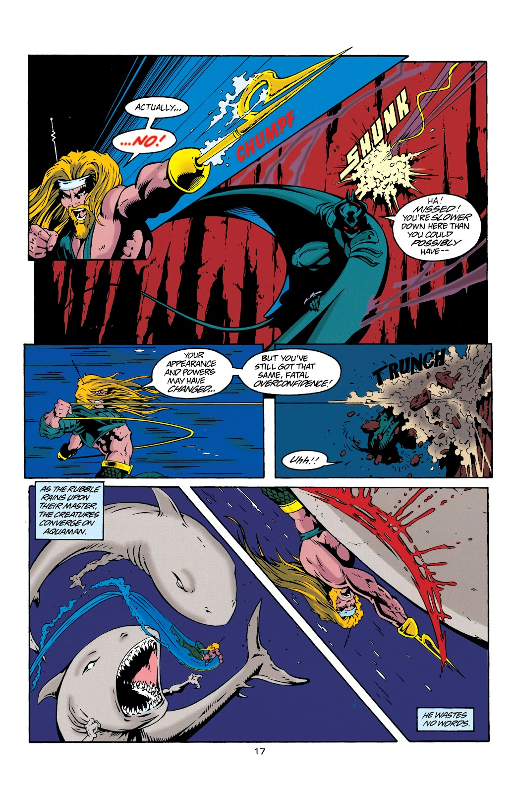 Aquaman (1994) Issue #29 #35 - English 17