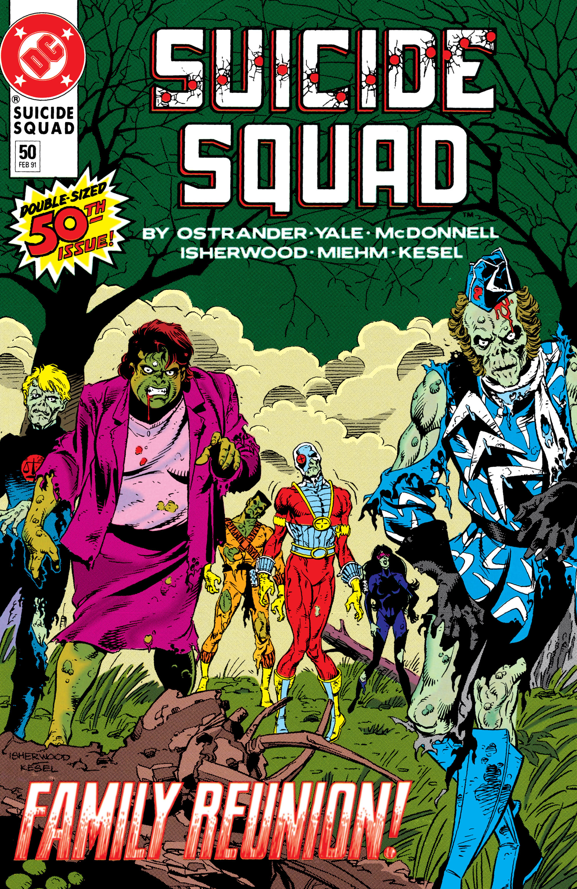 Suicide Squad (1987) issue 50 - Page 1