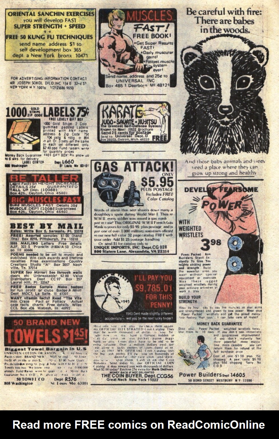 Read online Scary Tales comic -  Issue #14 - 17