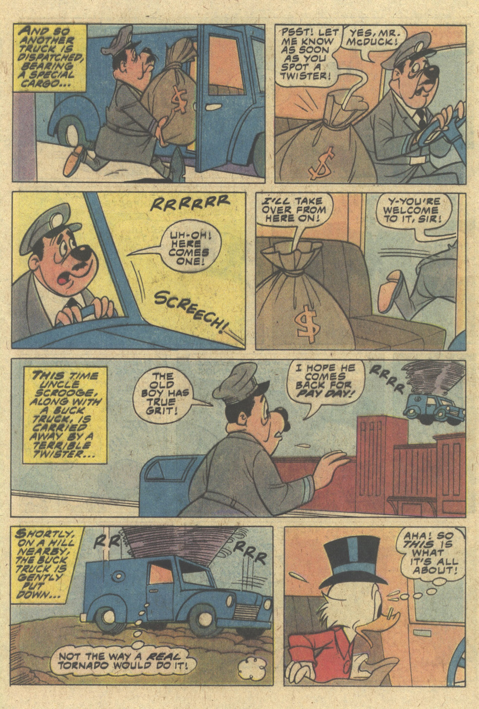 Uncle Scrooge (1953) Issue #188 #188 - English 21