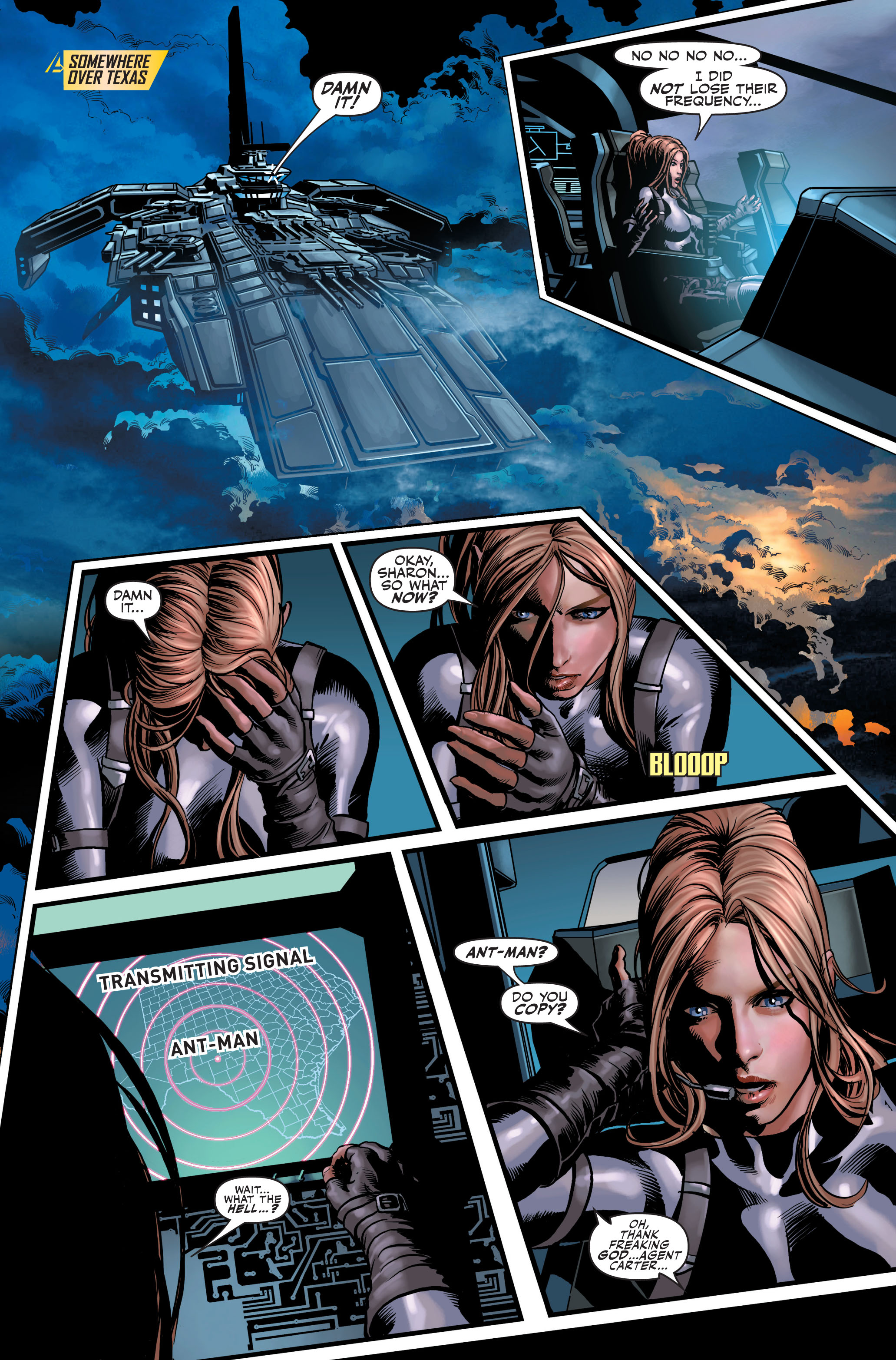 Read online Secret Avengers (2010) comic -  Issue #4 - 3