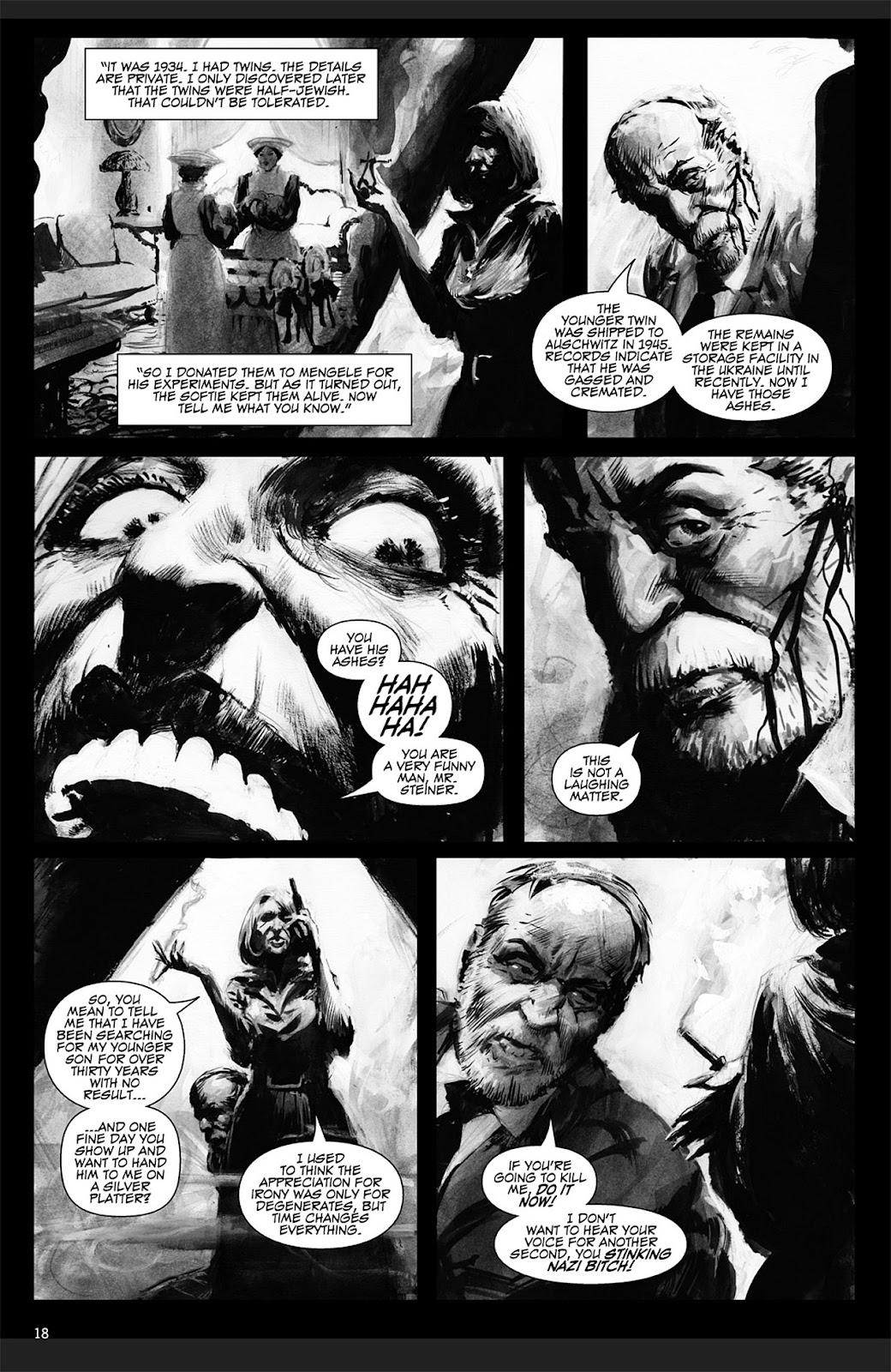 Creepy (2009) Issue #4 #4 - English 20
