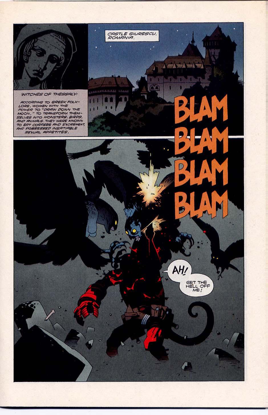 Hellboy: Wake the Devil Issue #3 #3 - English 3