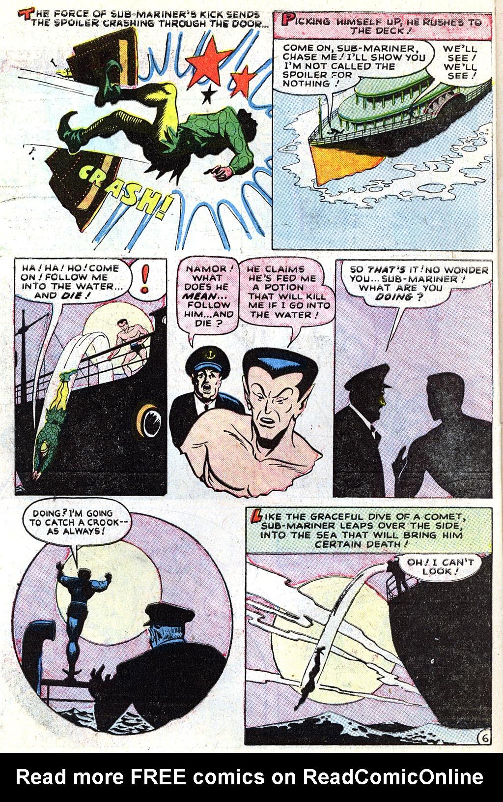 Sub-Mariner Comics #31 #31 - English 29