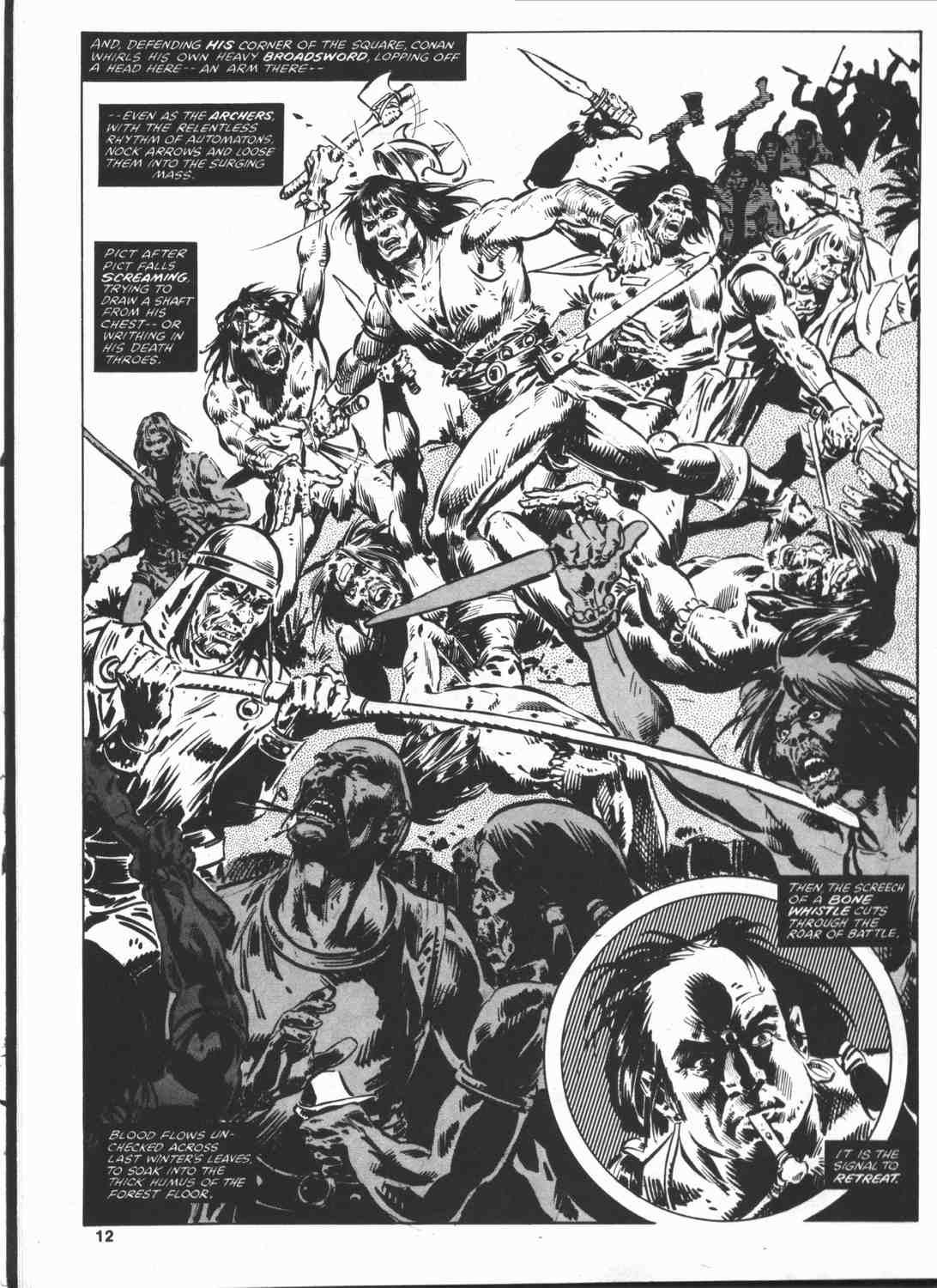 The Savage Sword Of Conan Issue #46 #47 - English 11