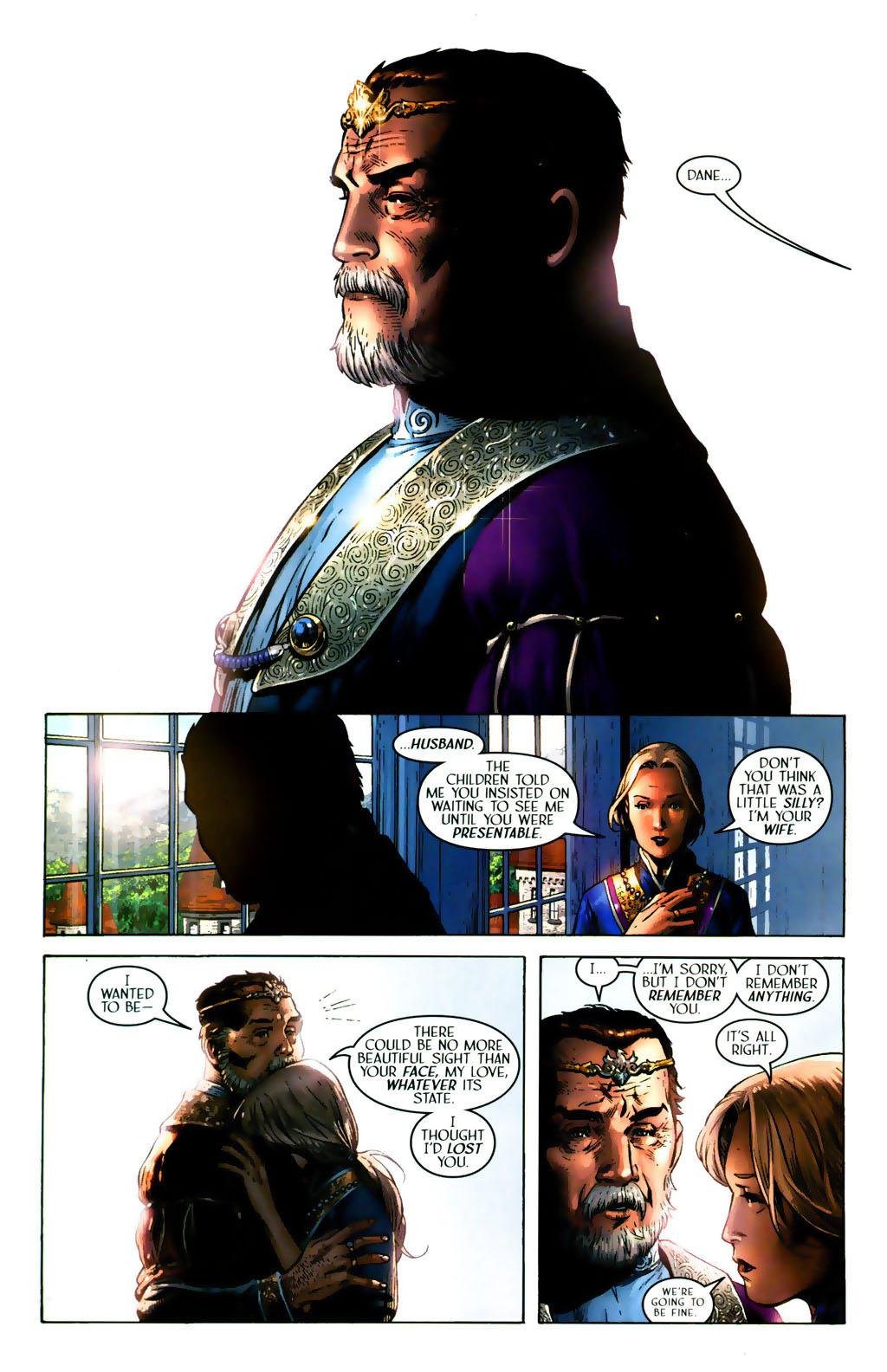 Read online Scion comic -  Issue #38 - 21