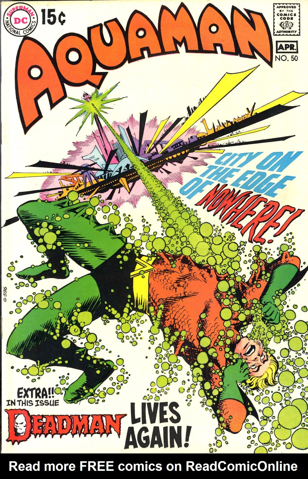 Aquaman (1962) Issue #50 #50 - English 1