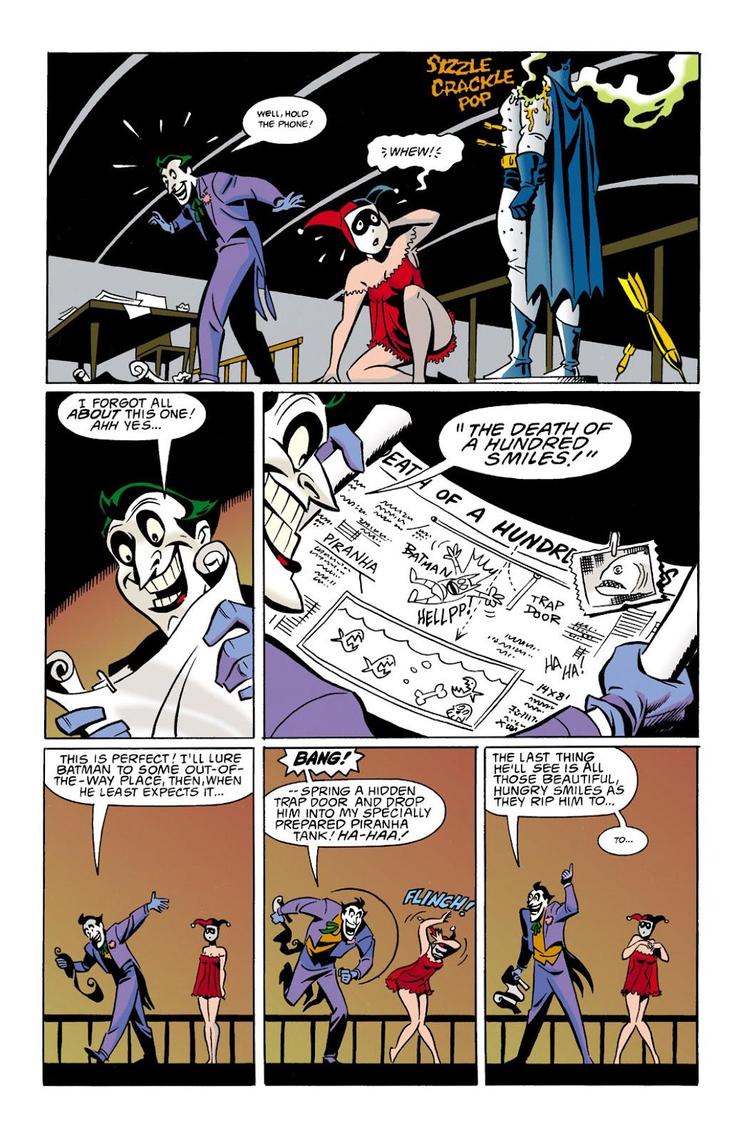 The Batman Adventures: Mad Love Full #1 - English 17