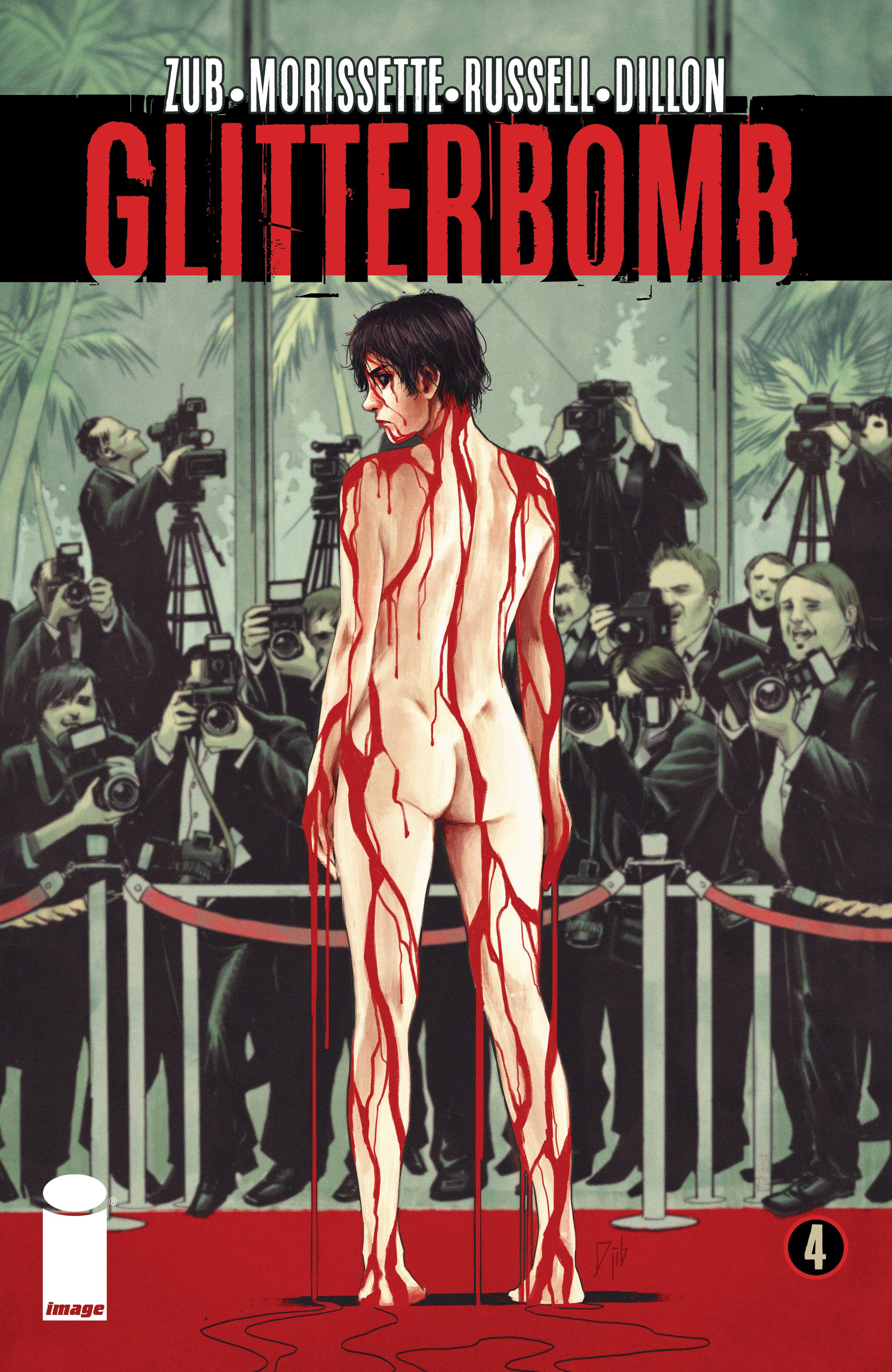 Read online Glitterbomb comic -  Issue #4 - 1