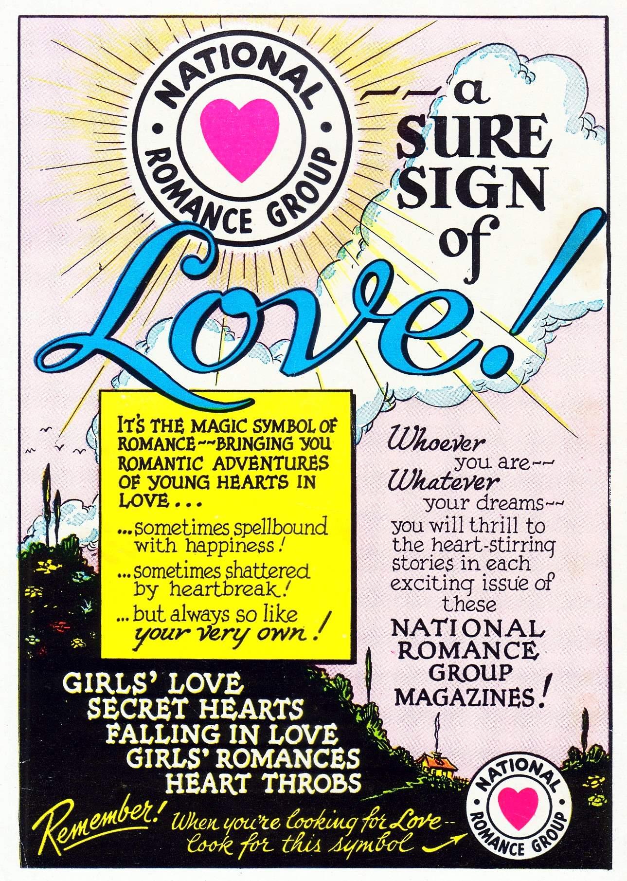 Read online Secret Hearts comic -  Issue #46 - 36