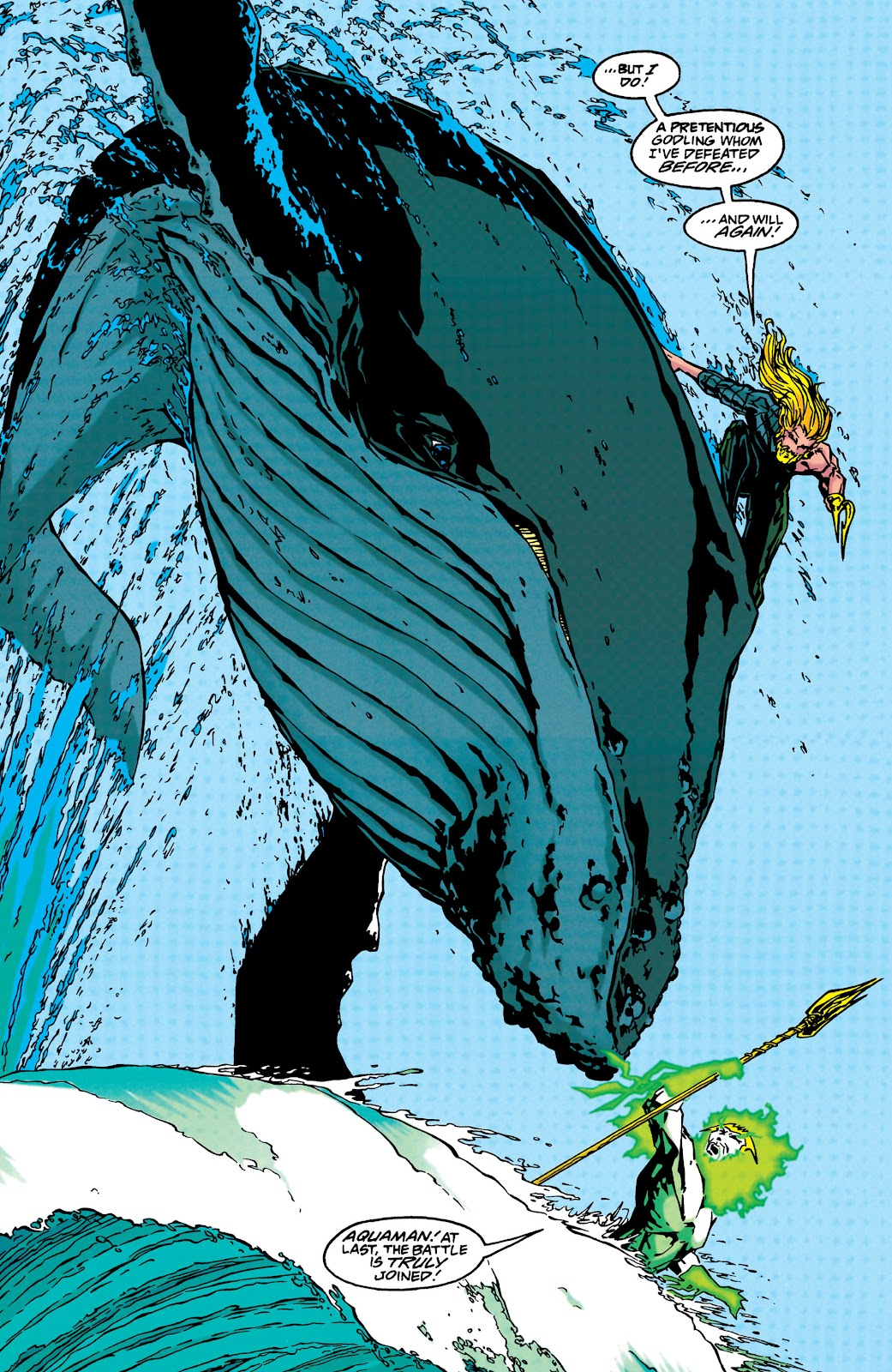 Aquaman (1994) Issue #45 #51 - English 14
