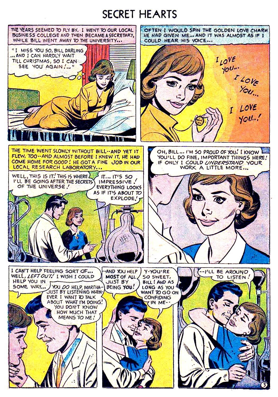 Read online Secret Hearts comic -  Issue #41 - 12