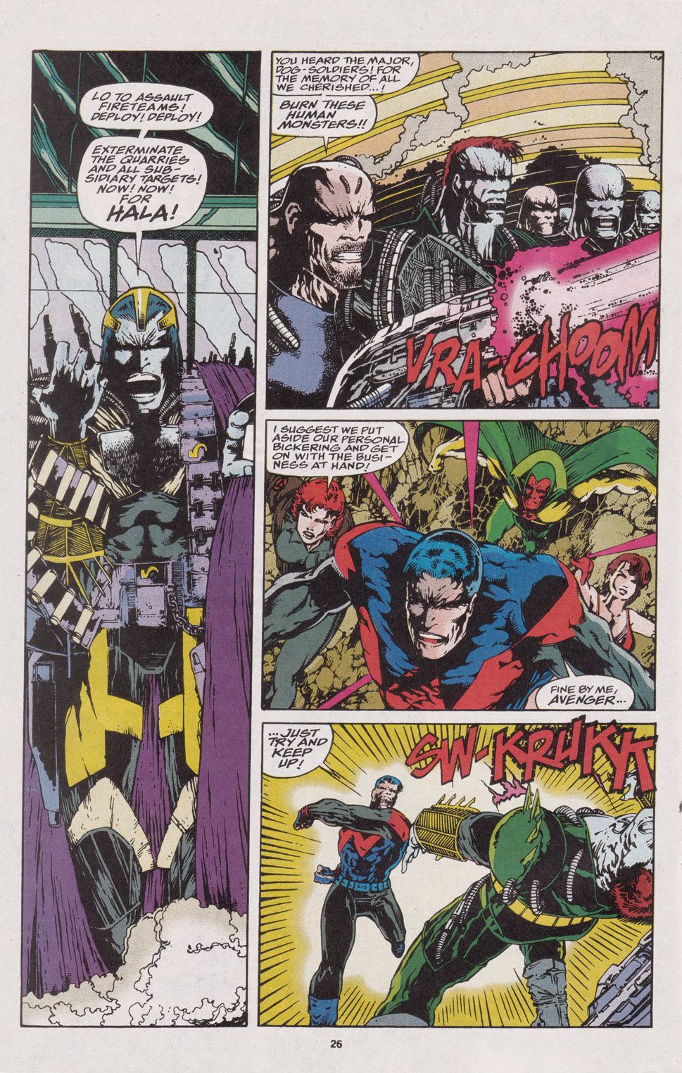 Force Works Issue #1 #1 - English 22