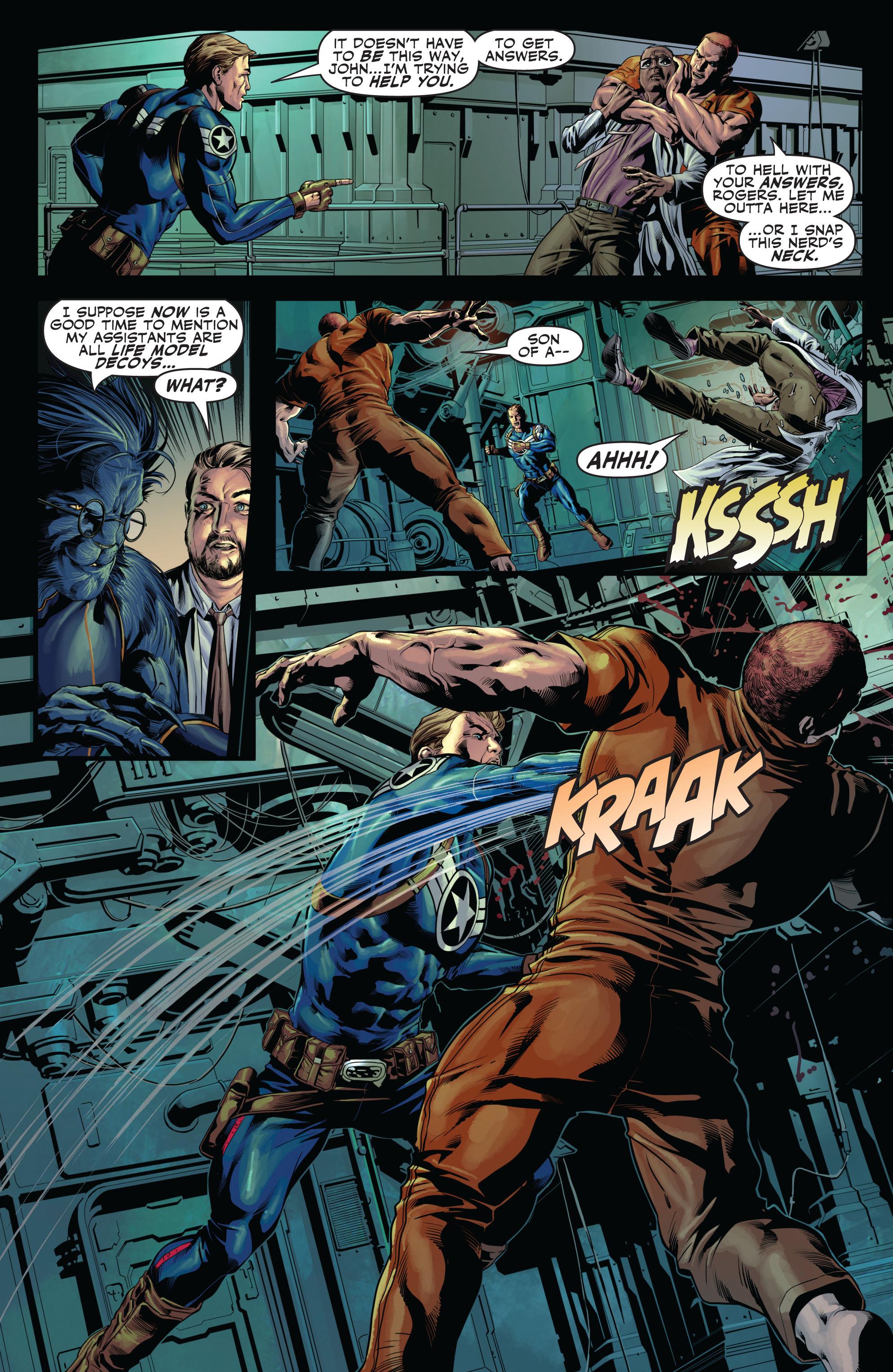 Read online Secret Avengers (2010) comic -  Issue #12 - 3