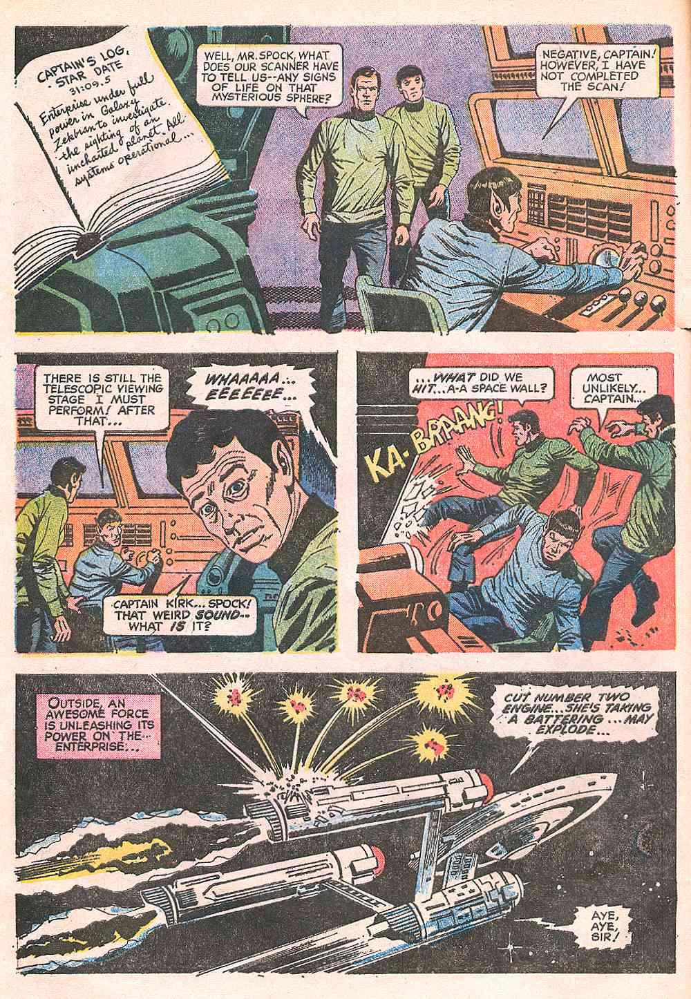 Star Trek (1967) Issue #8 #8 - English 3