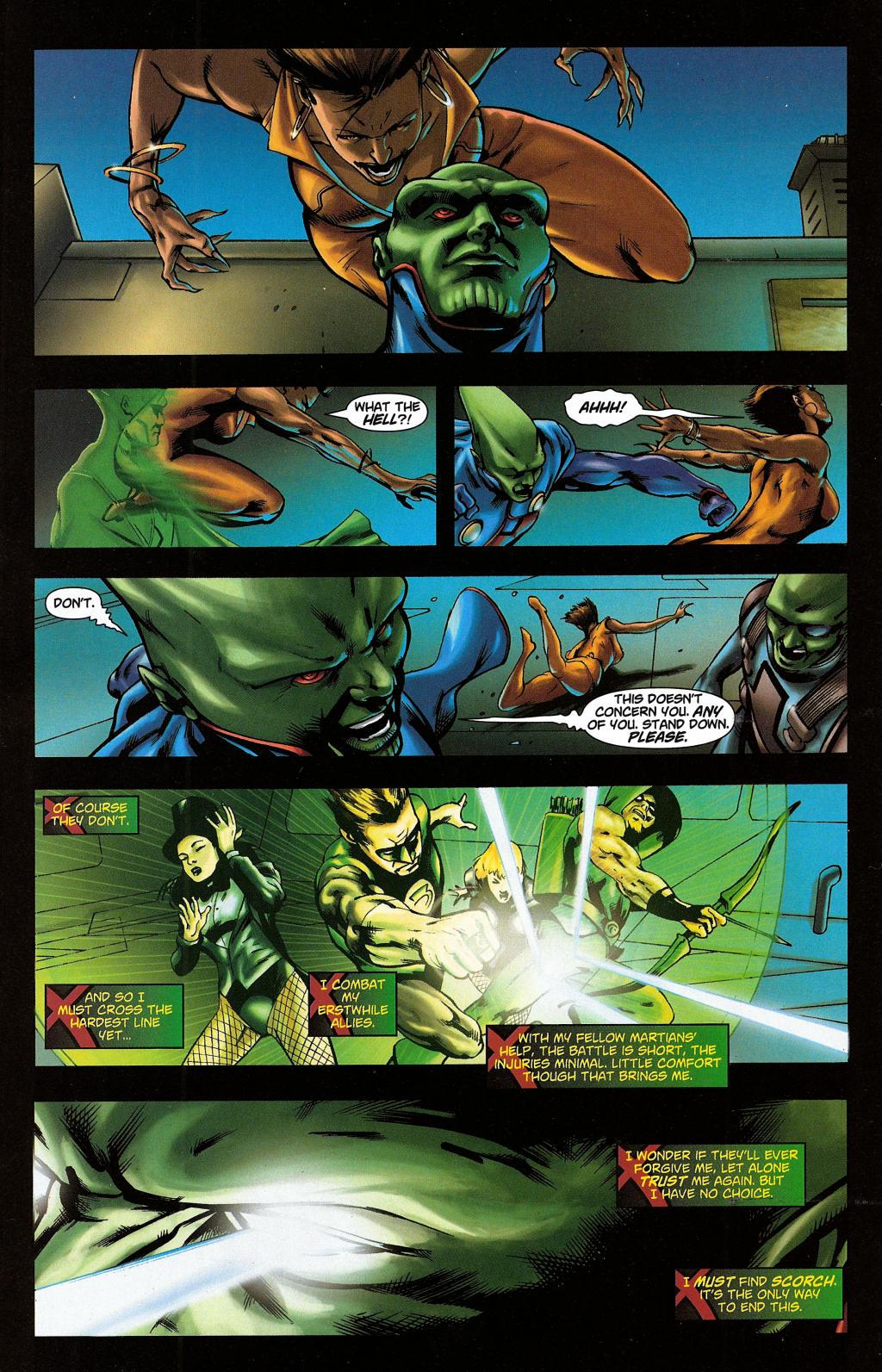 Read online Martian Manhunter (2006) comic -  Issue #5 - 30