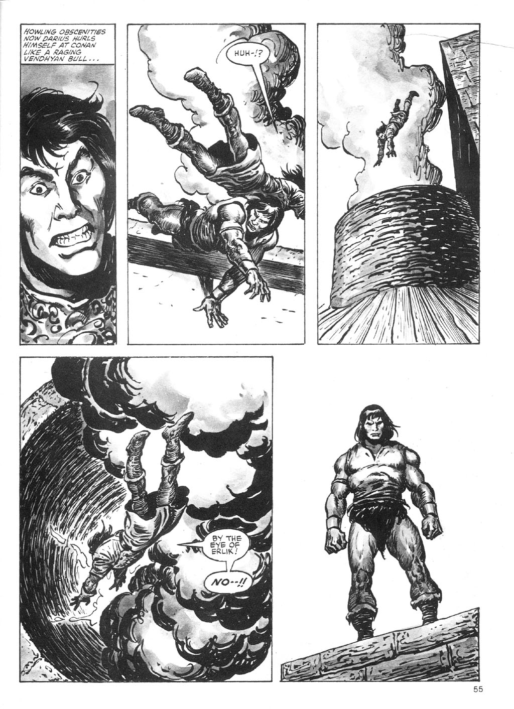 The Savage Sword Of Conan Issue #87 #88 - English 55