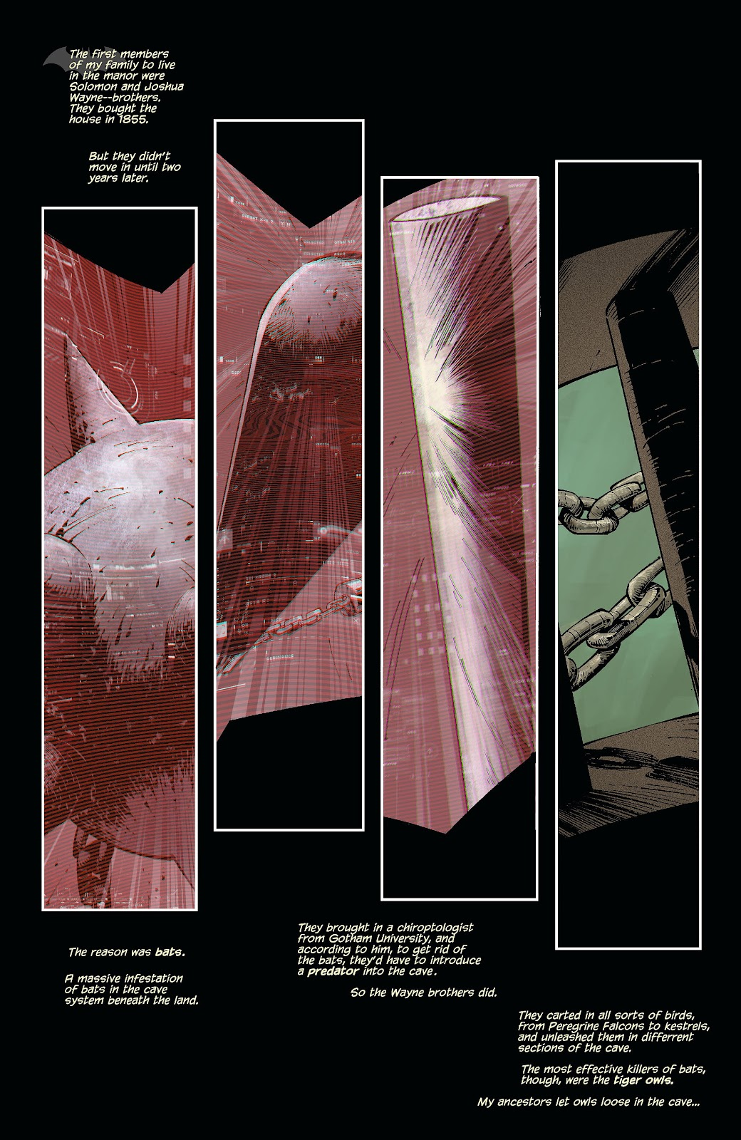Batman (2011) Issue #9 #24 - English 5