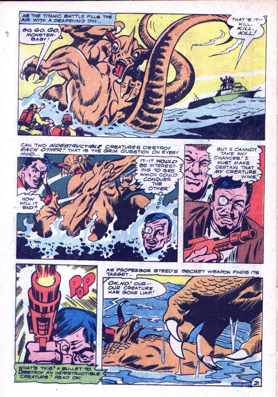 Read online Sea Devils comic -  Issue #34 - 29