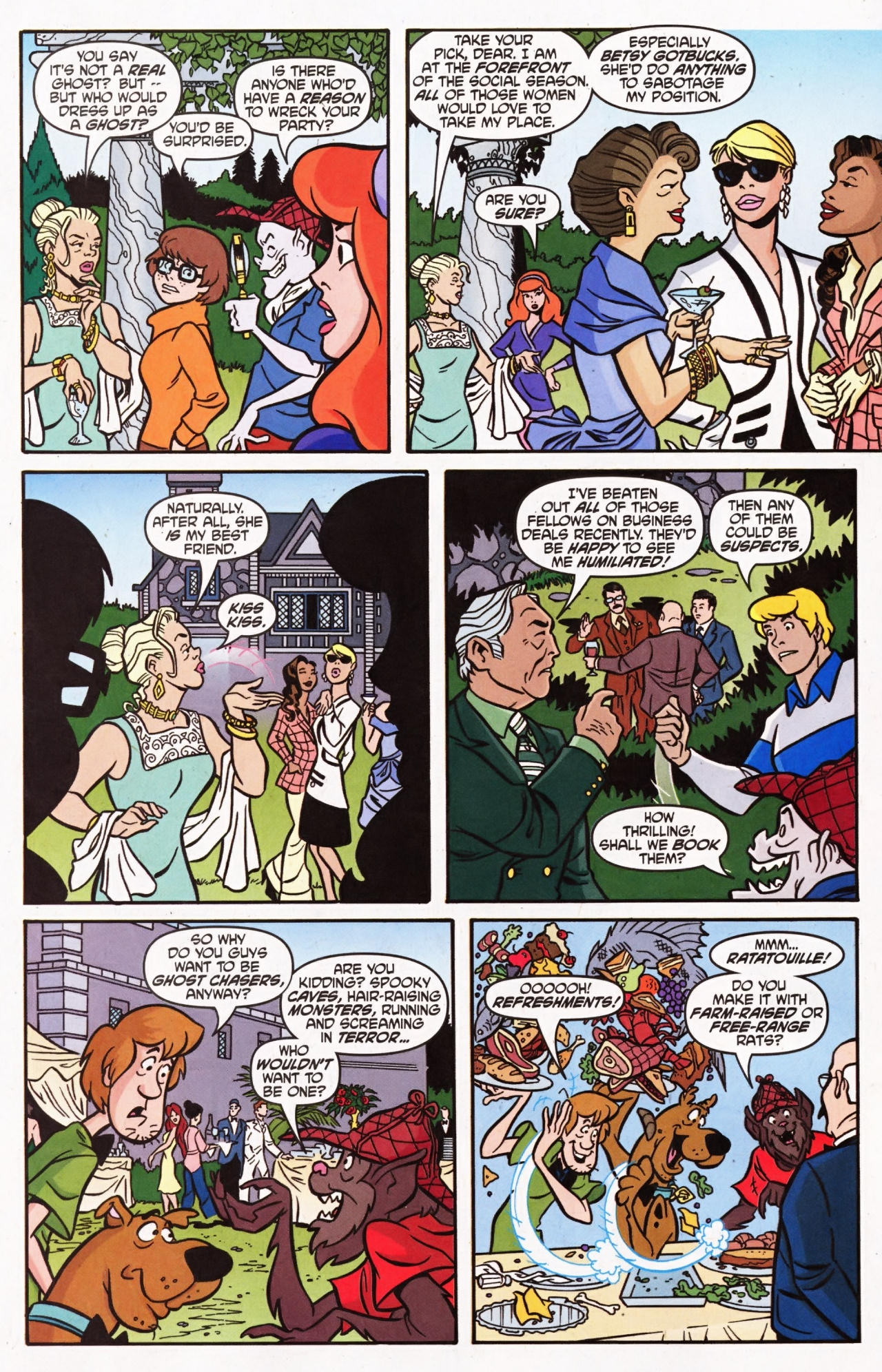 Read online Scooby-Doo (1997) comic -  Issue #136 - 6