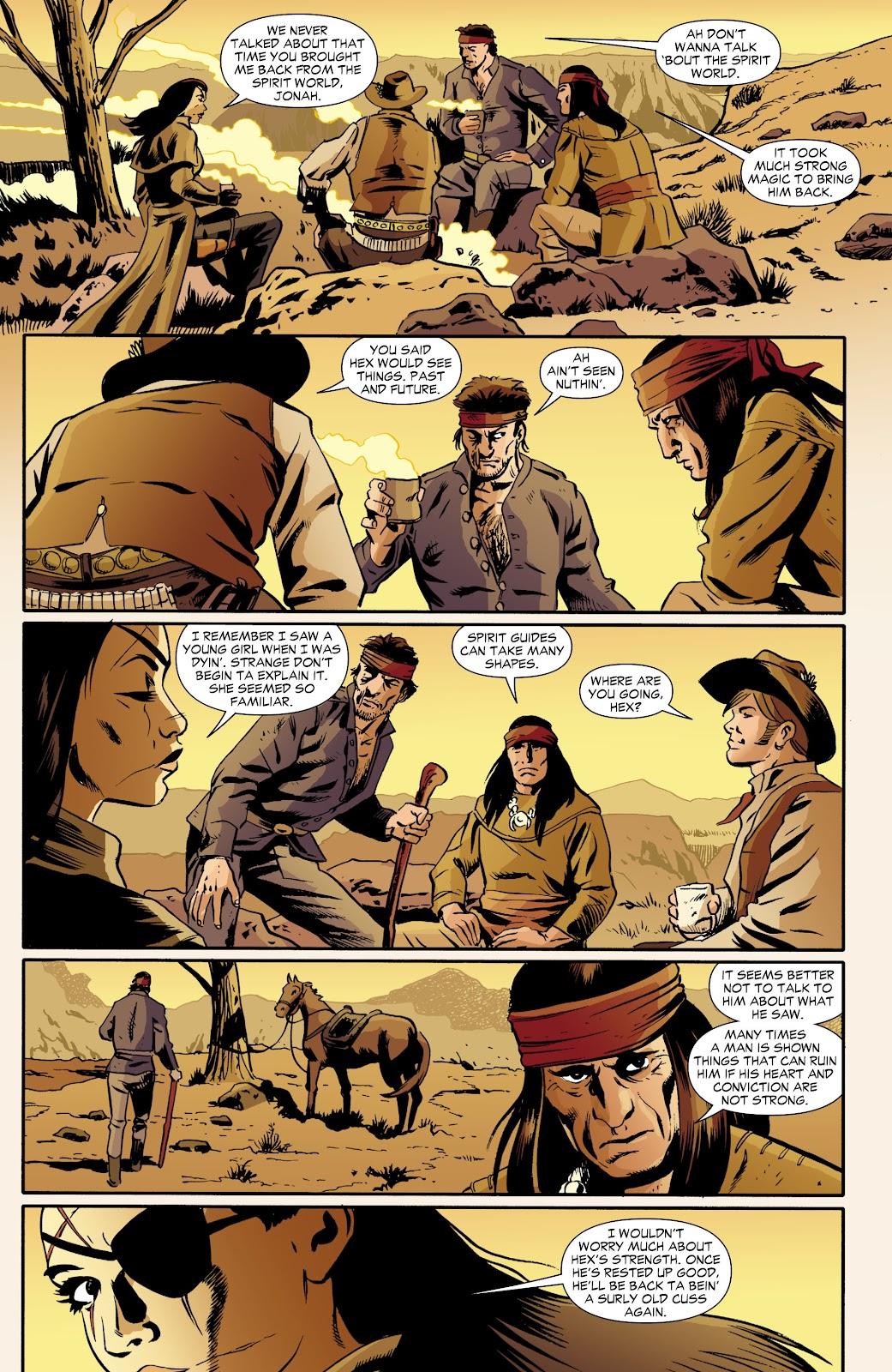Jonah Hex (2006) Issue #70 #70 - English 18