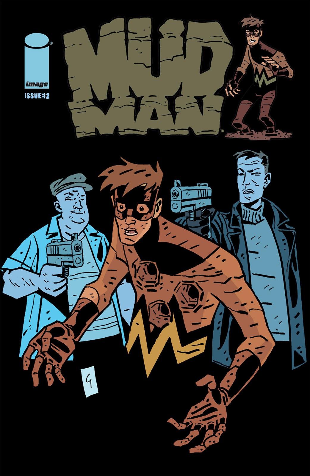 Mudman Issue #2 #2 - English 1