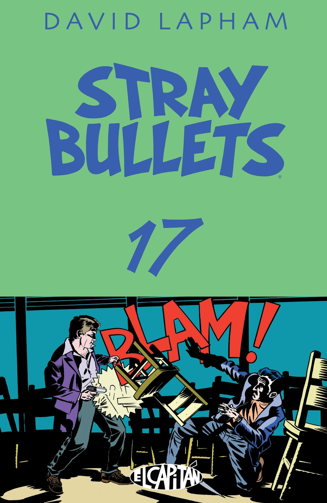 Stray Bullets Issue #17 #17 - English 1