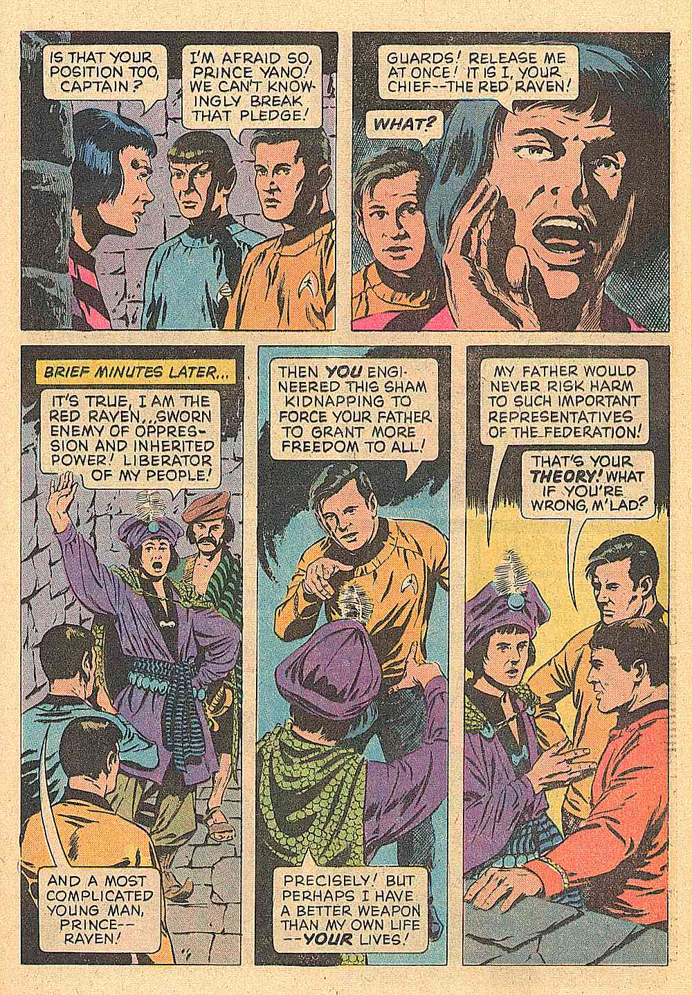 Star Trek (1967) #44 #44 - English 17