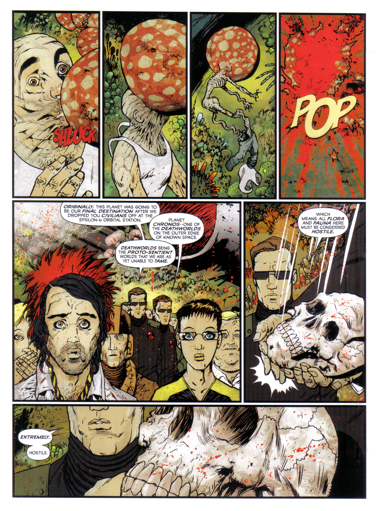 2000 AD 1746 Page 4