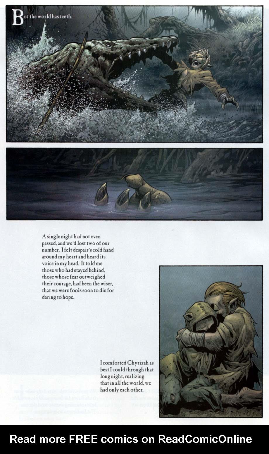 Read online Scion comic -  Issue #26 - 10