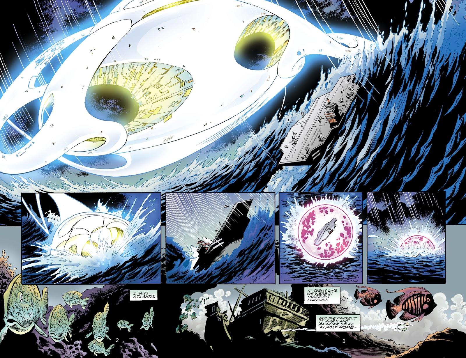 Aquaman (1994) Issue #74 #80 - English 3