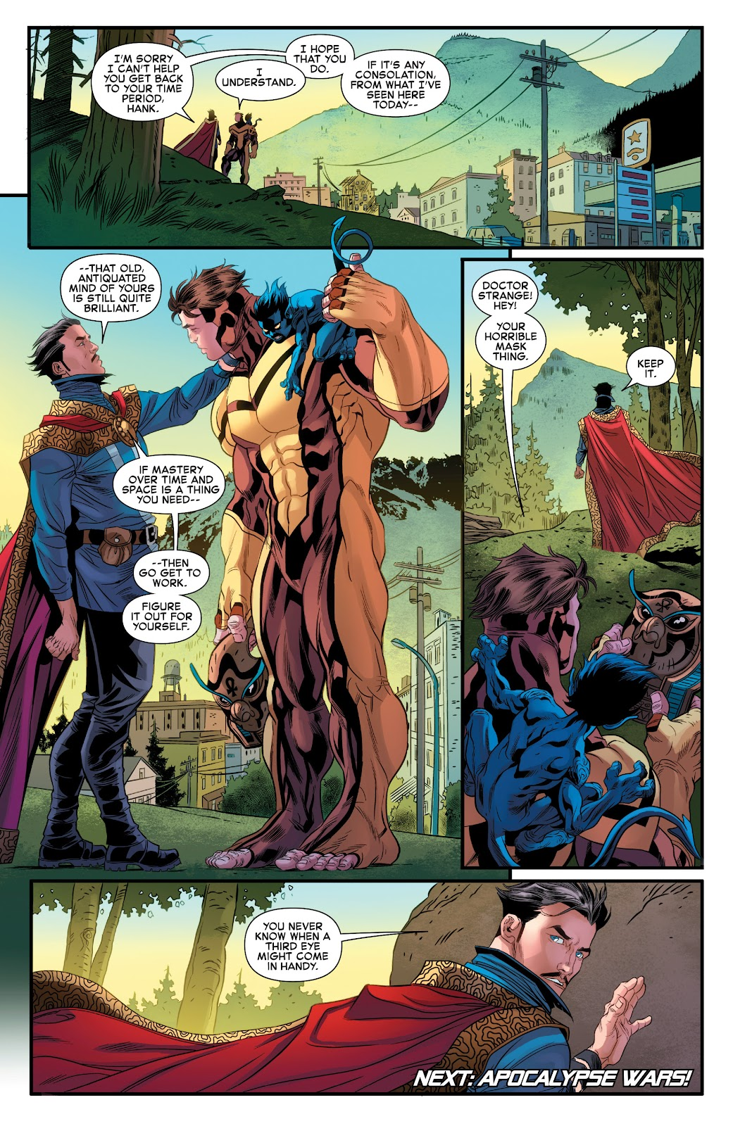 All-New X-Men (2016) Issue #8 #10 - English 22