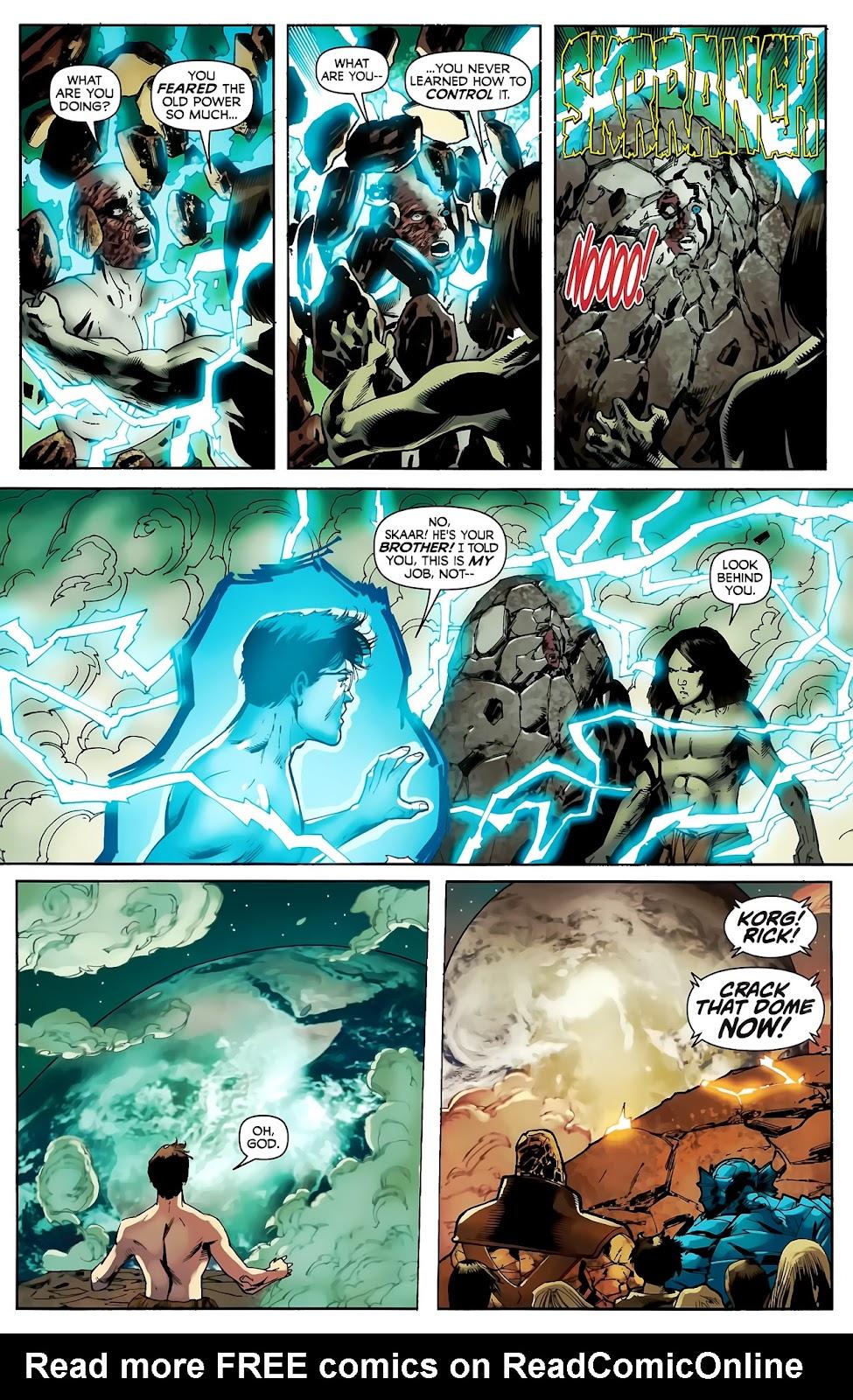 Incredible Hulks (2010) Issue #617 #7 - English 18
