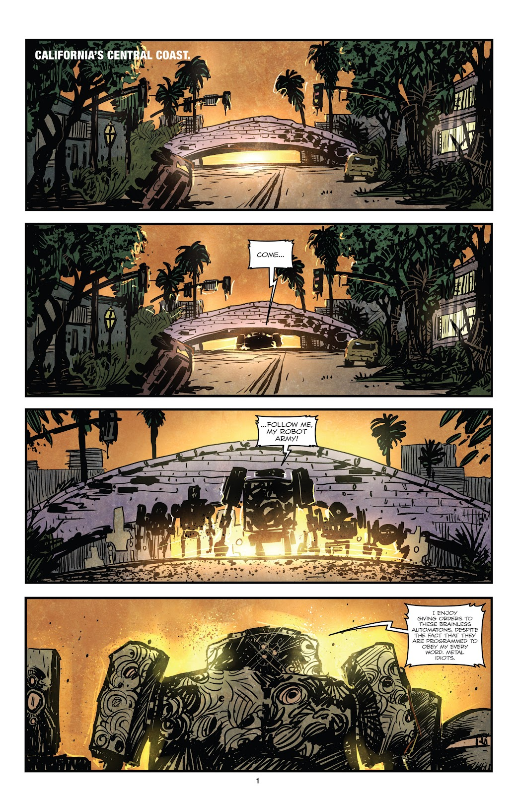 Zombies vs Robots (2015) Issue #4 Page 3