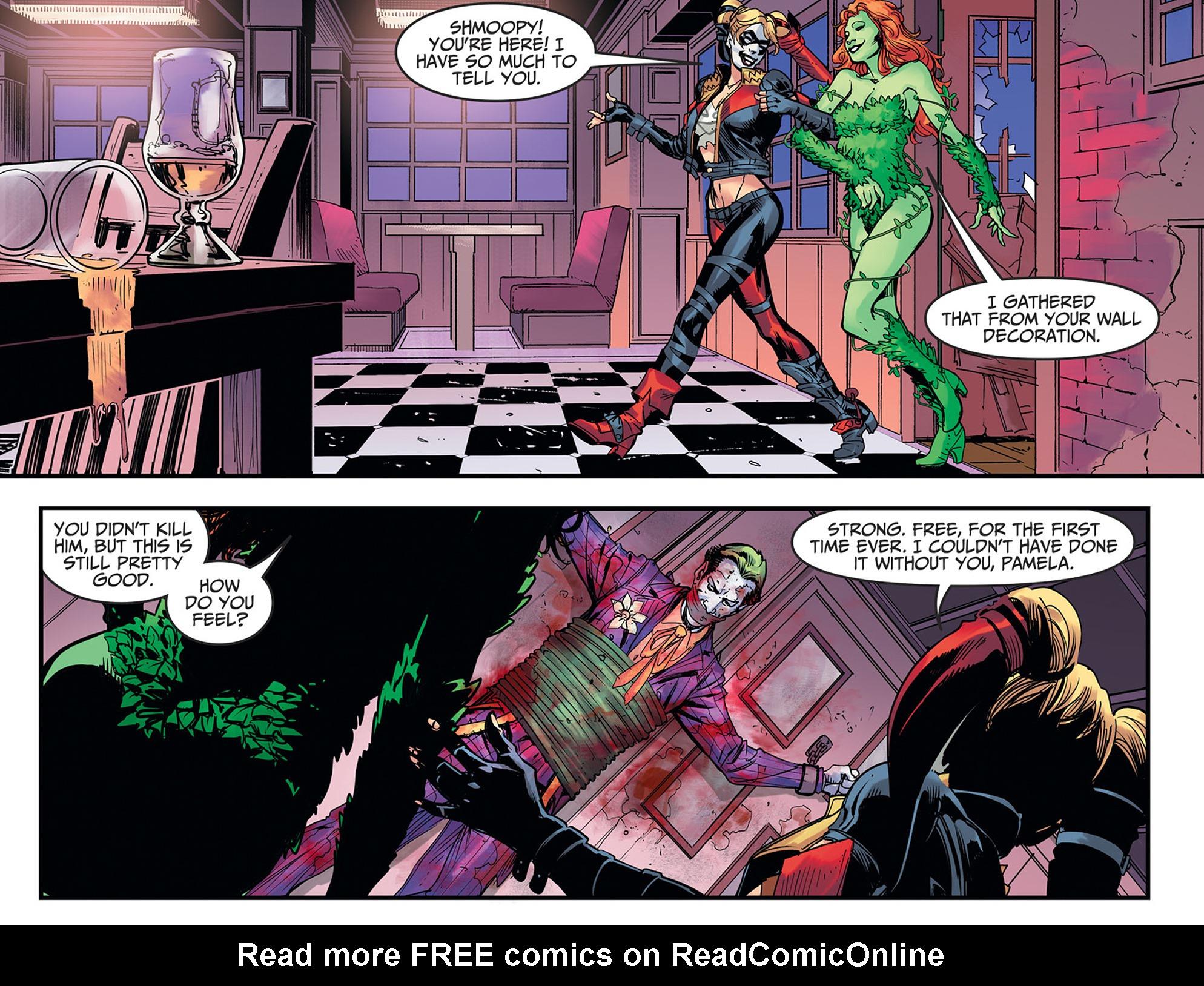 Read online Injustice: Ground Zero comic -  Issue #21 - 16