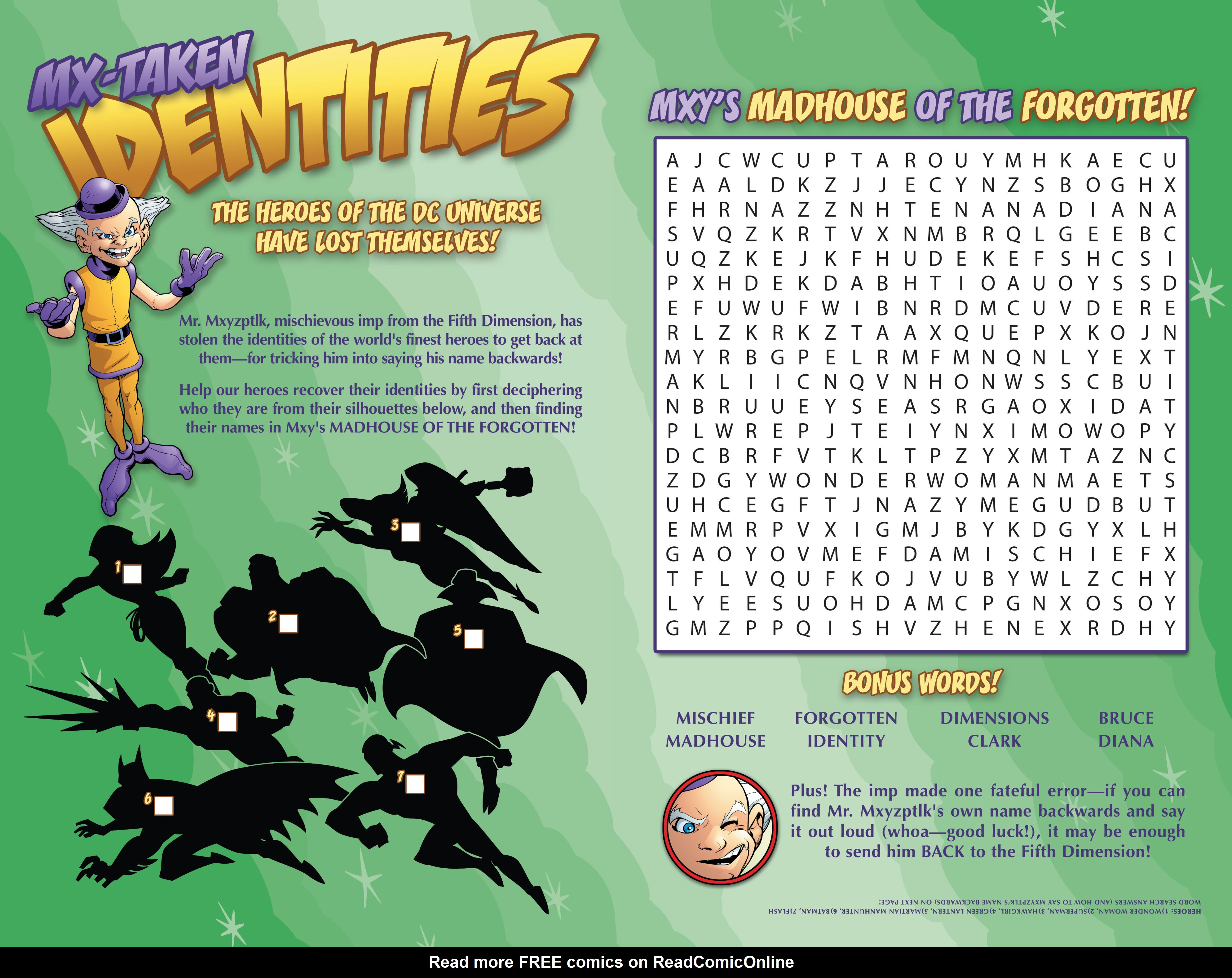 Read online Scooby-Doo: Where Are You? comic -  Issue #58 - 22