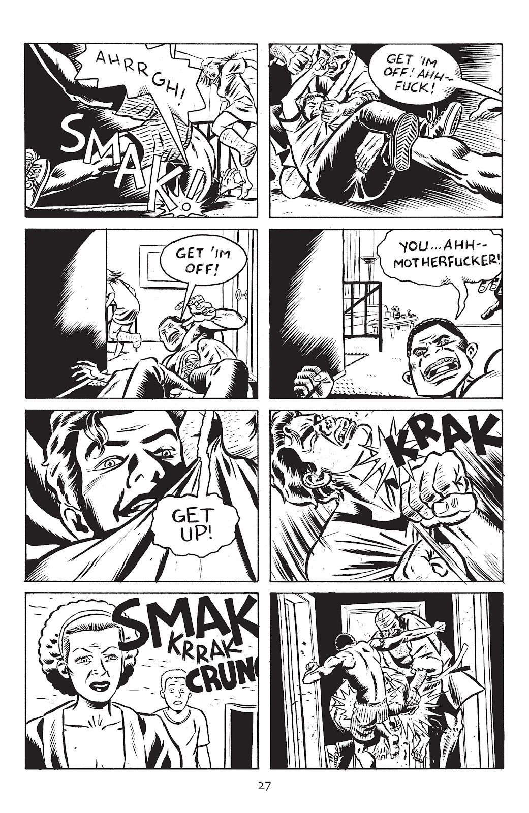 Stray Bullets Issue #28 #28 - English 29